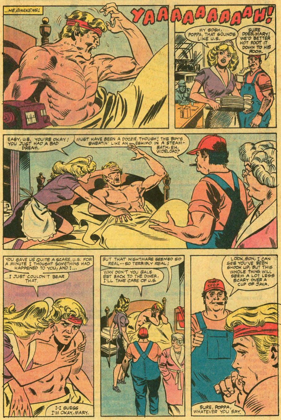 Read online U.S. 1 comic -  Issue #3 - 4
