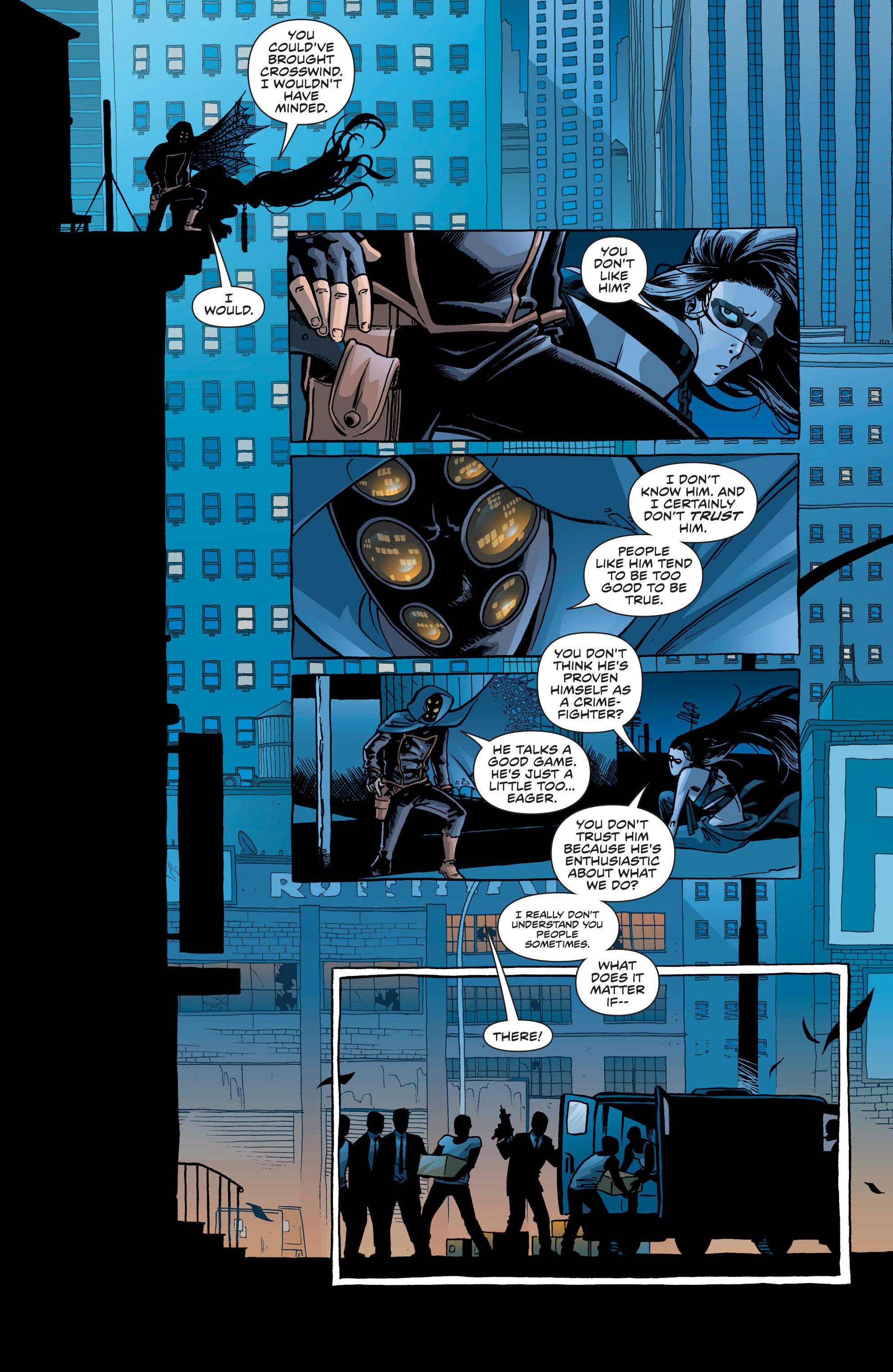 Read online Secret Identities comic -  Issue # _TPB - 42