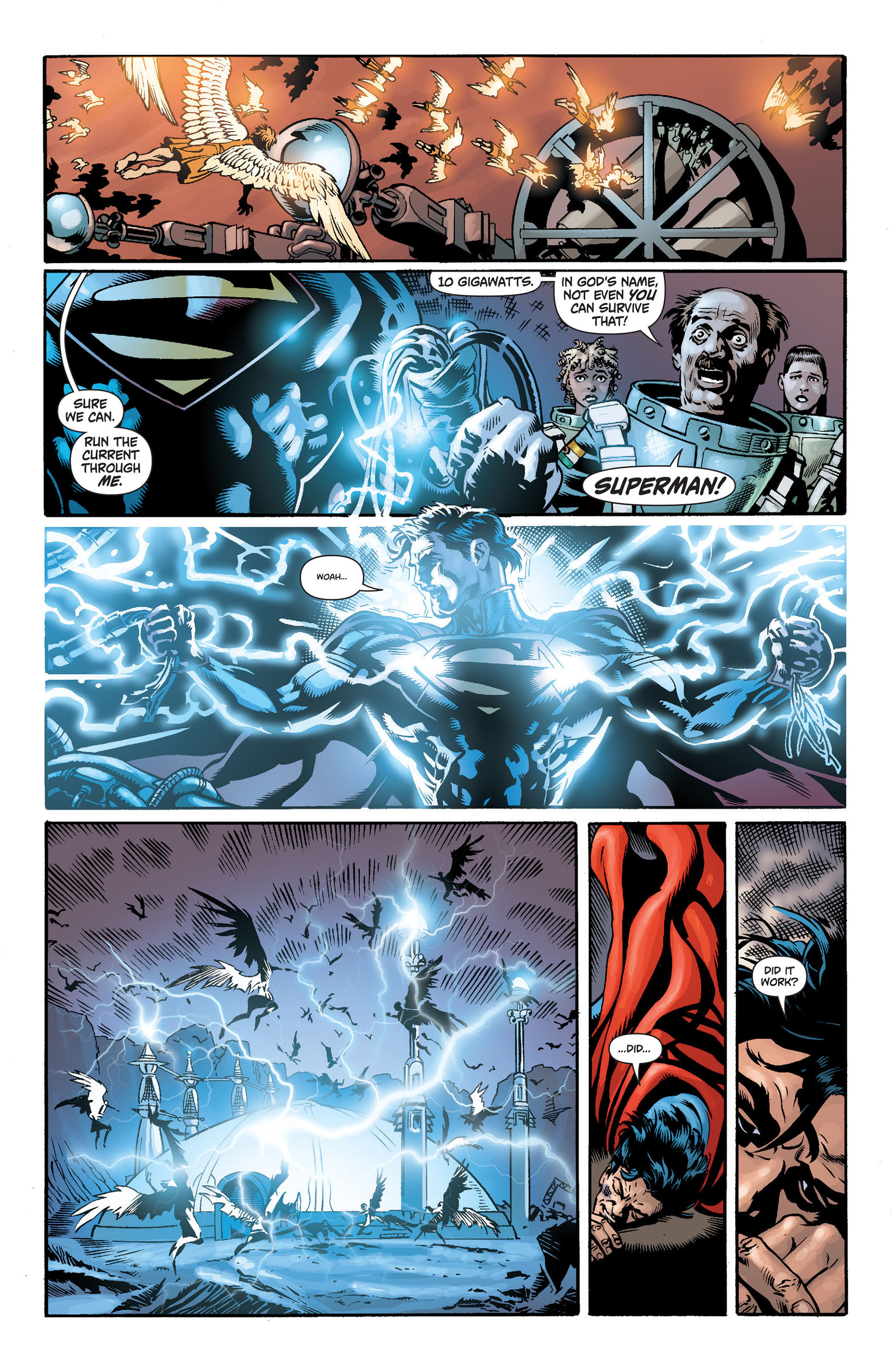 Read online Action Comics (2011) comic -  Issue #14 - 20