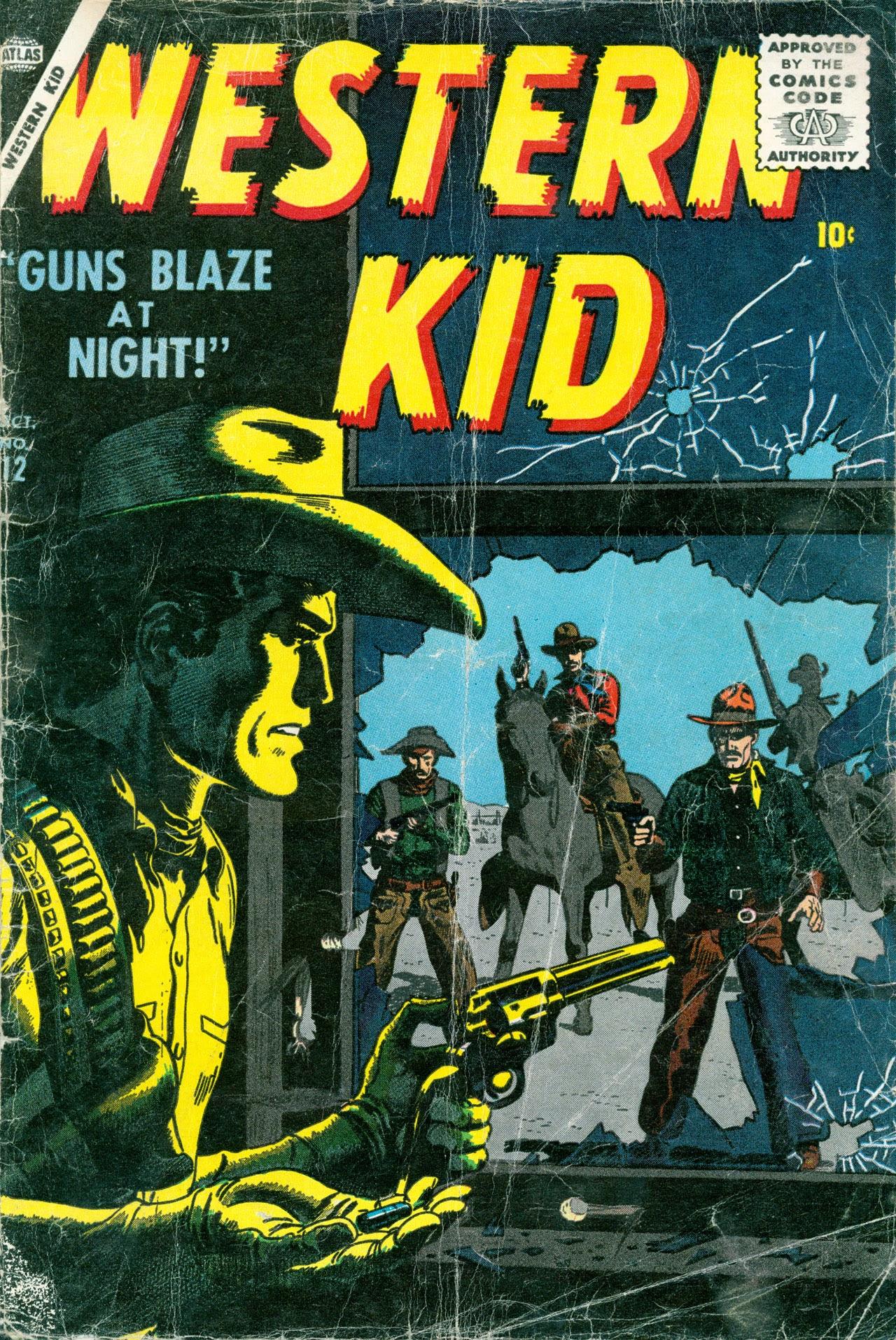 Western Kid 12 Page 1