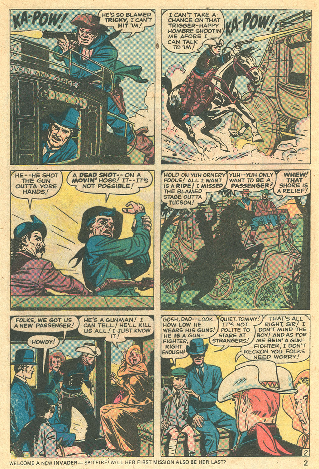 The Rawhide Kid (1955) issue 137 - Page 4