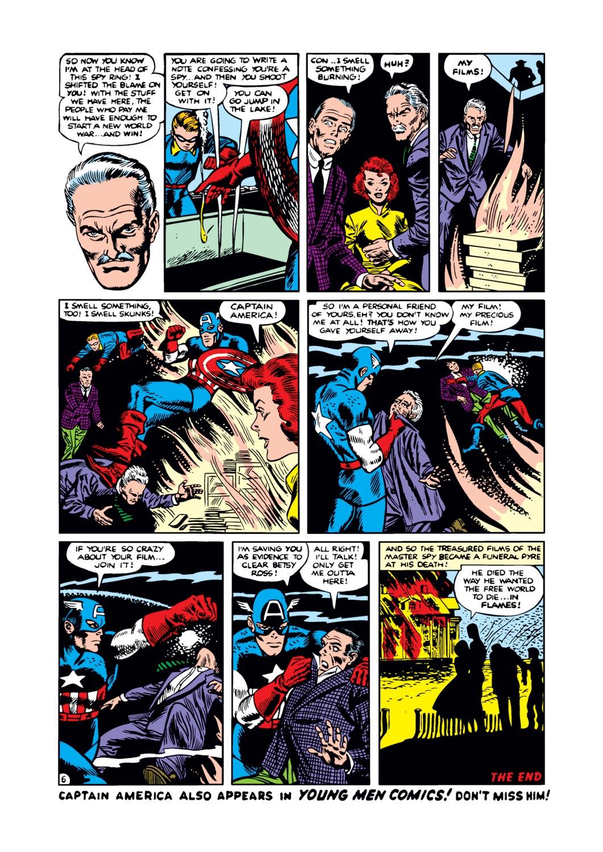 Captain America Comics 76 Page 6