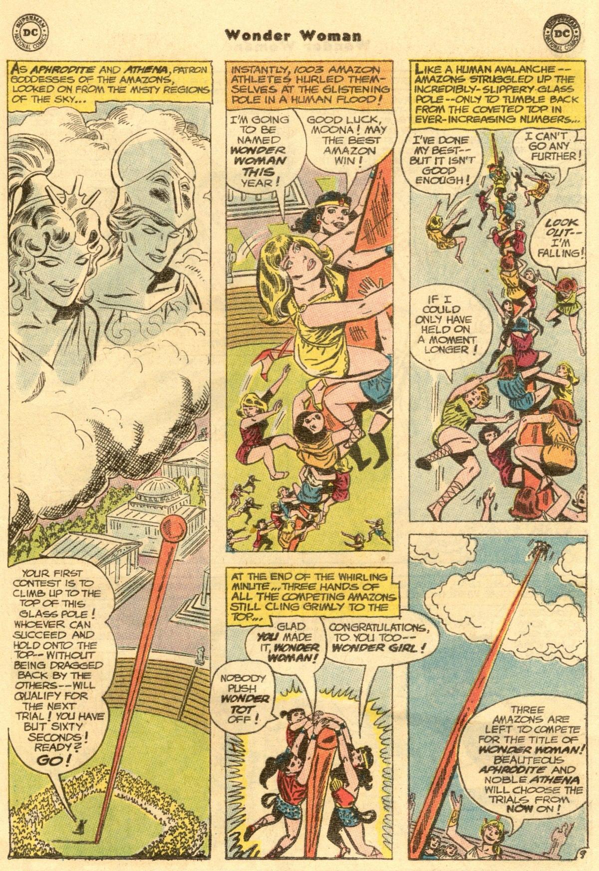 Read online Wonder Woman (1942) comic -  Issue #154 - 13