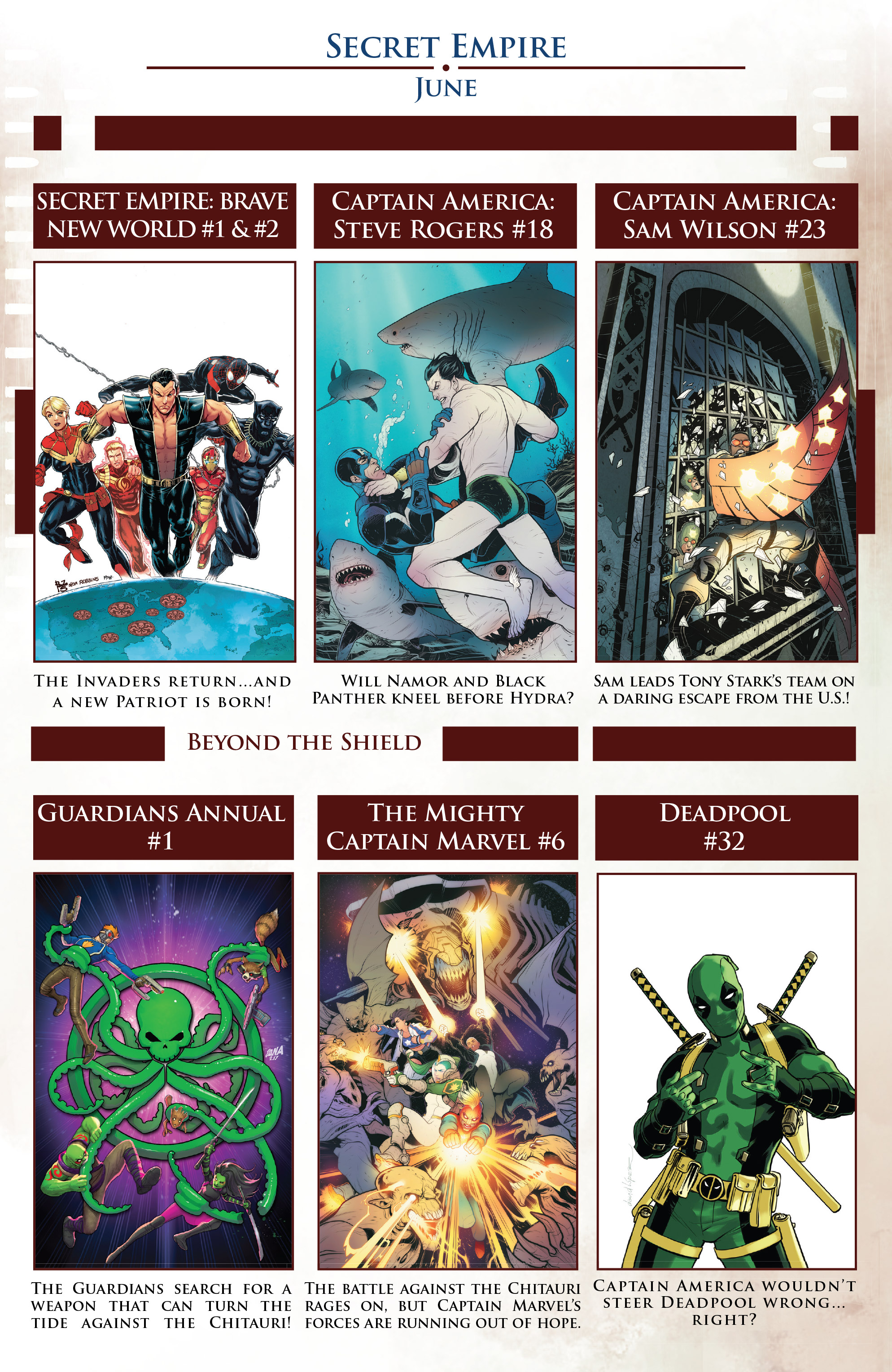 Read online Secret Empire comic -  Issue #4 - 38