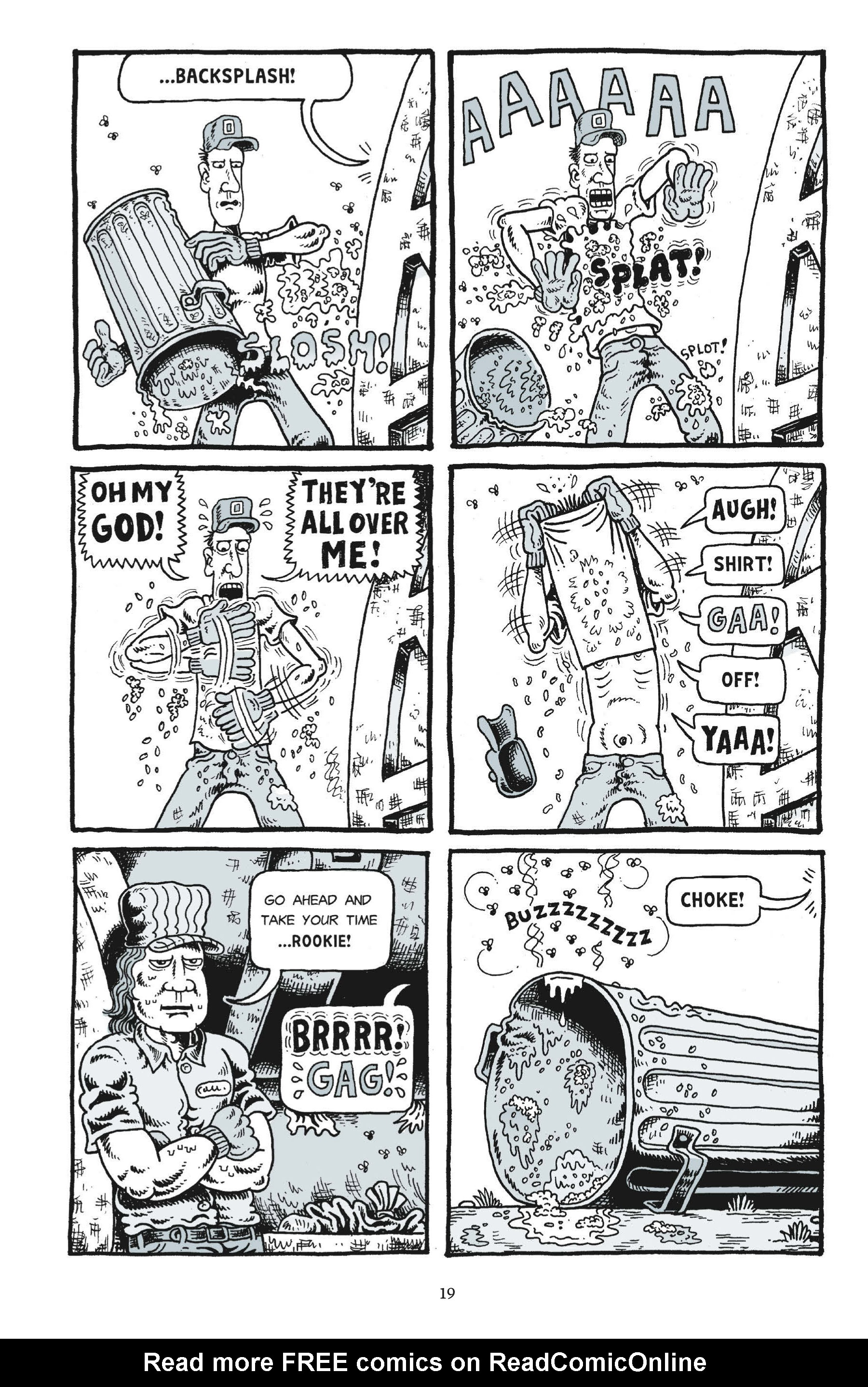 Read online Trashed comic -  Issue # Full - 21