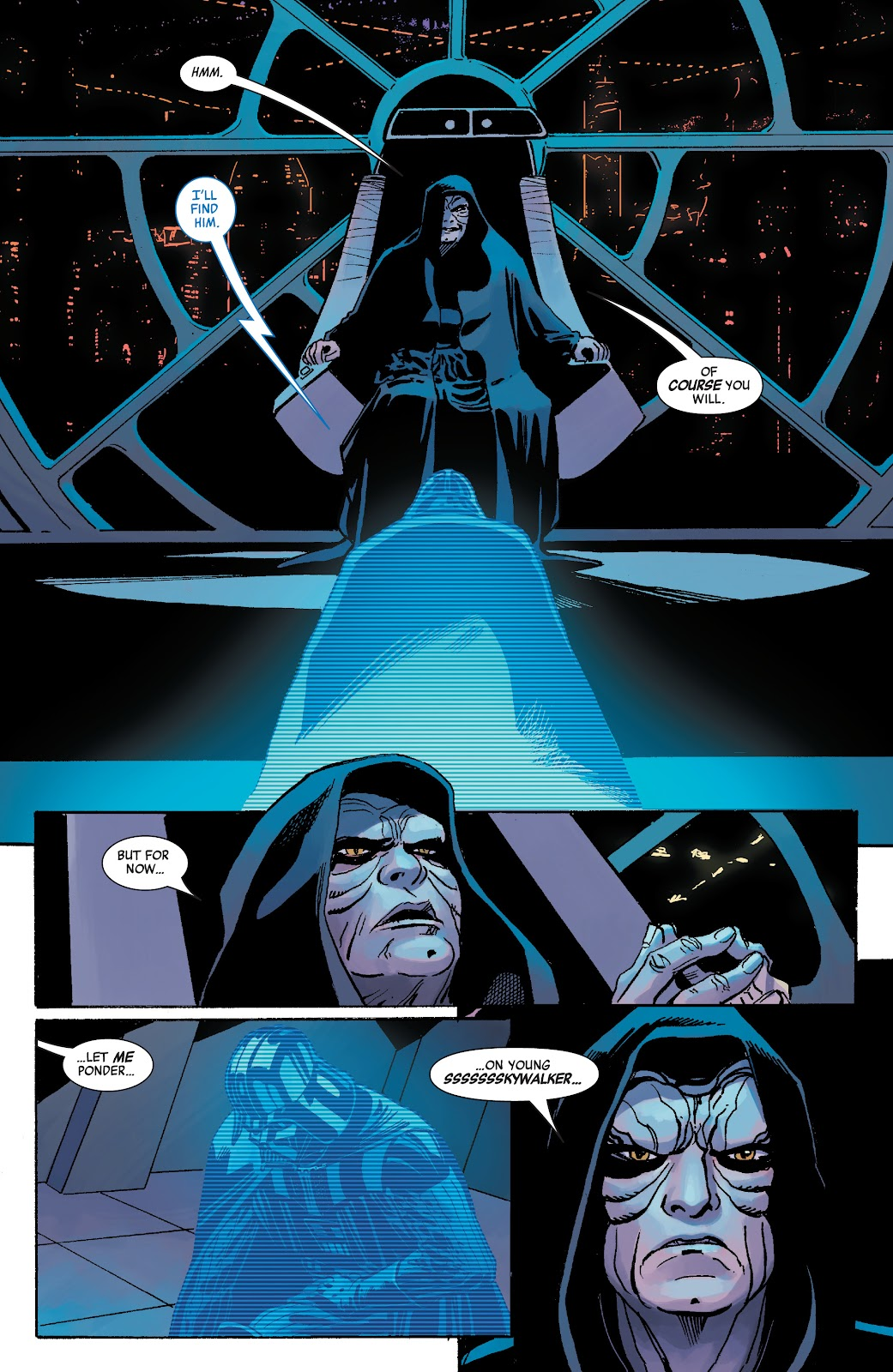Read online Star Wars: Age of Rebellion - Heroes comic -  Issue # TPB - 78