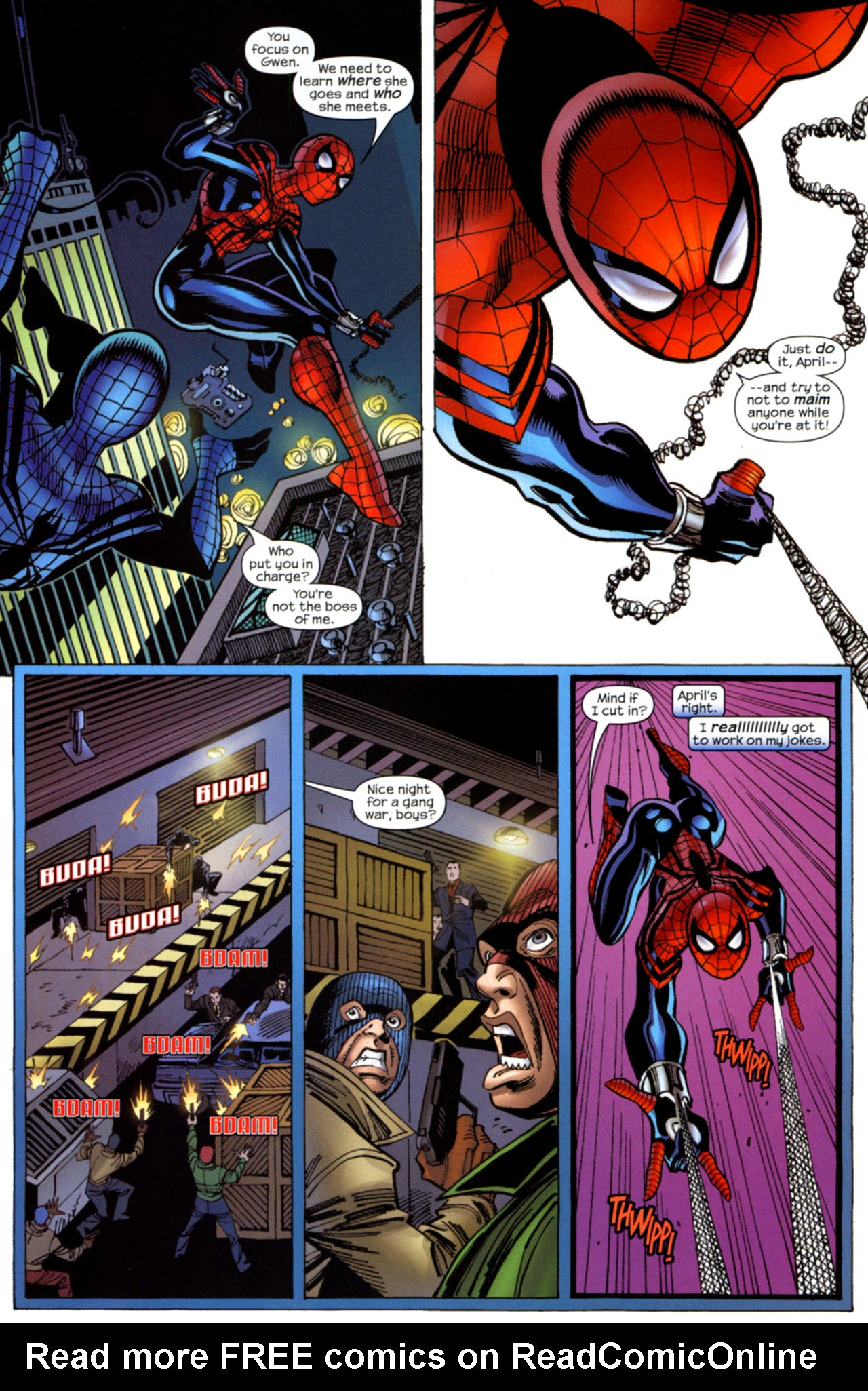 Read online Amazing Spider-Man Family comic -  Issue #5 - 22