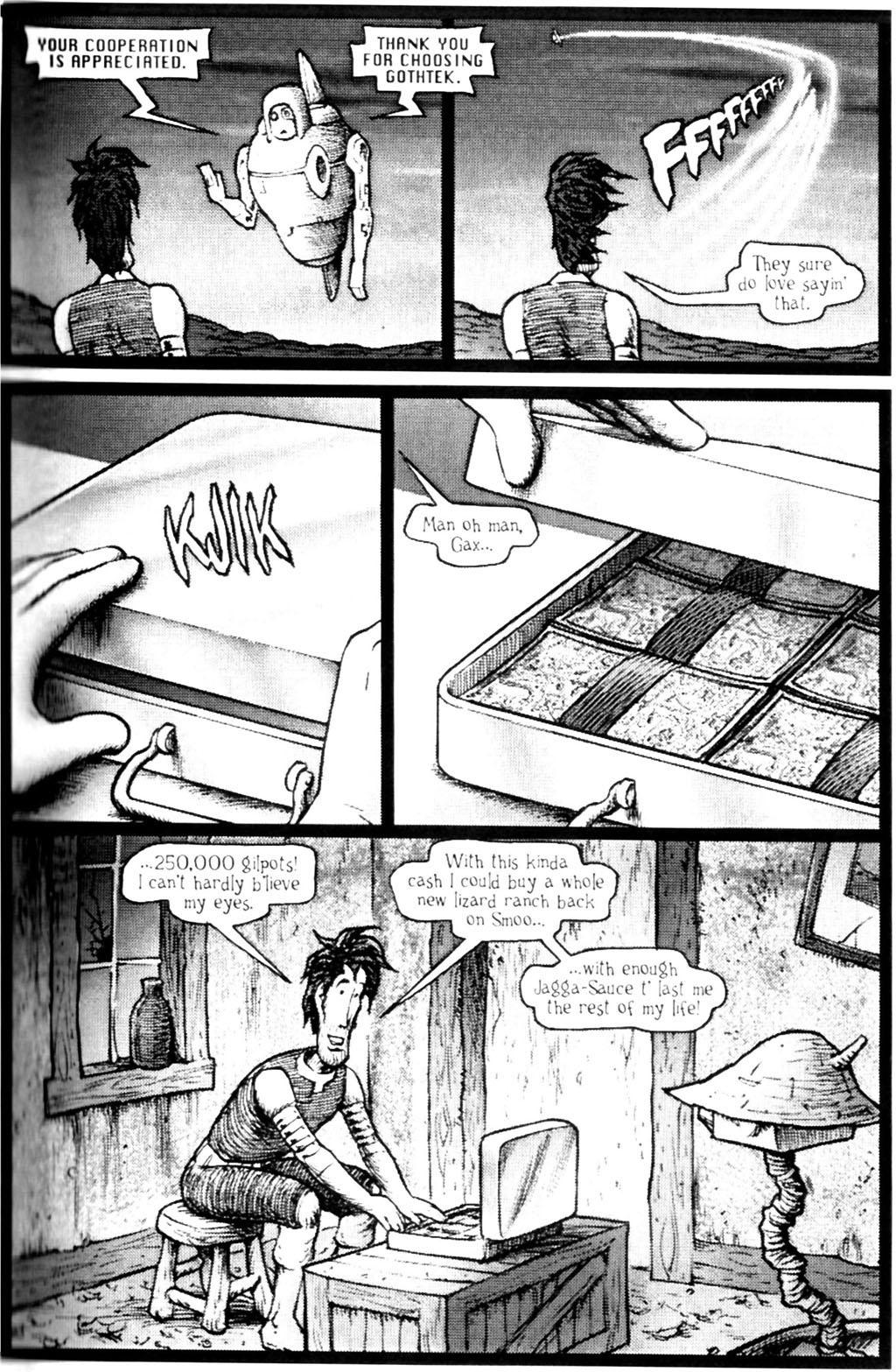 Read online Akiko comic -  Issue #Akiko _TPB 7 - 34