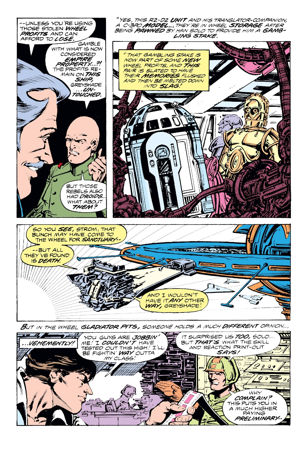 Read online Star Wars Legends: The Original Marvel Years - Epic Collection comic -  Issue # TPB 1 (Part 4) - 59