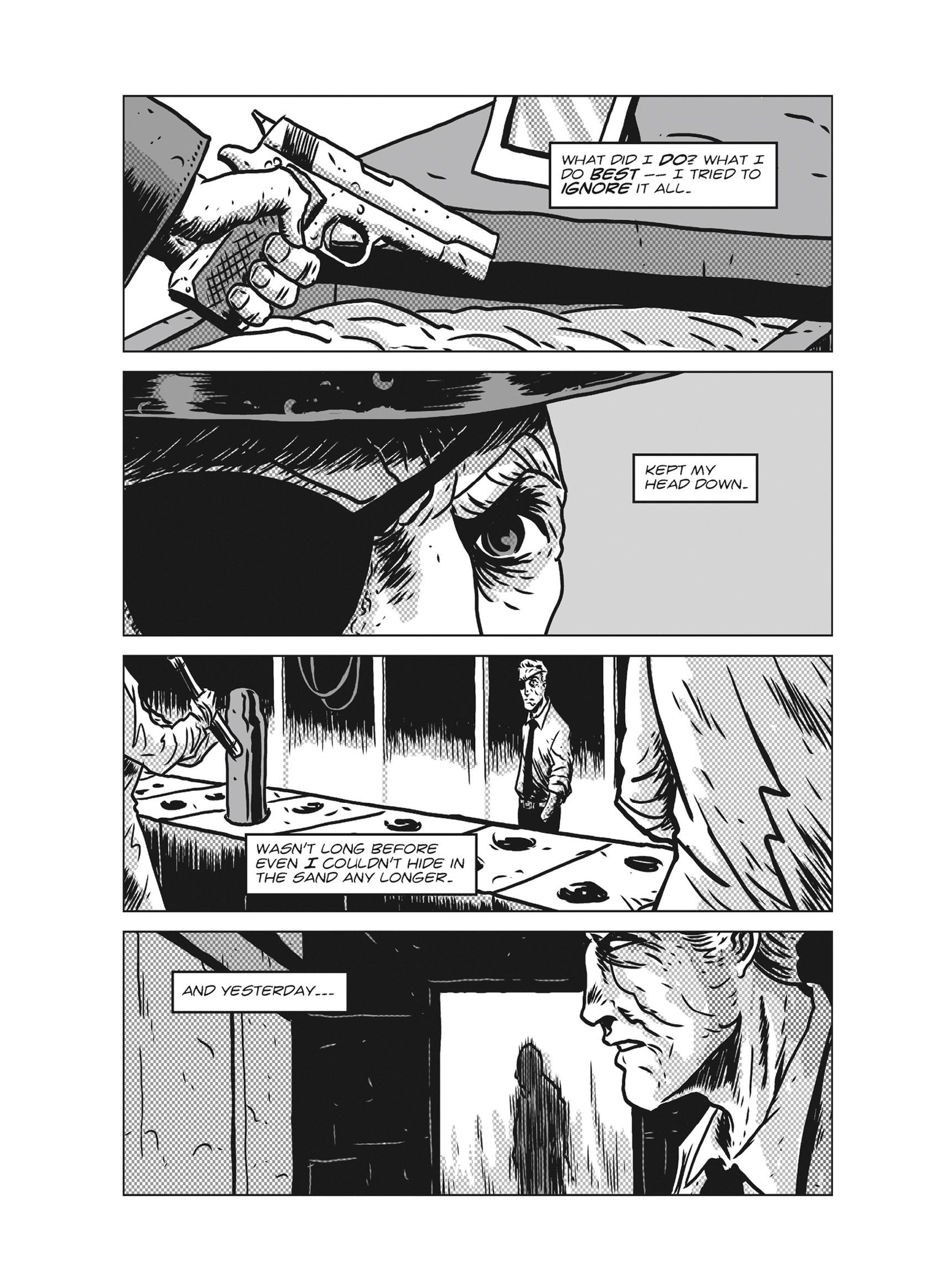 Read online FUBAR comic -  Issue #3 - 264