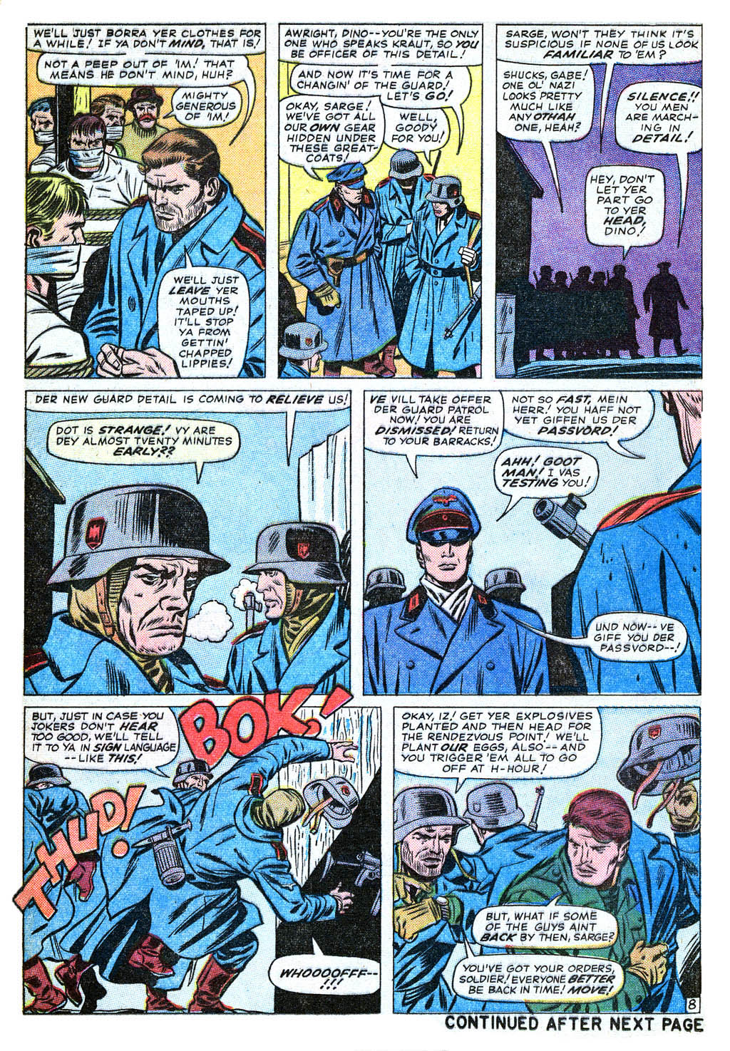 Read online Sgt. Fury comic -  Issue #18 - 12