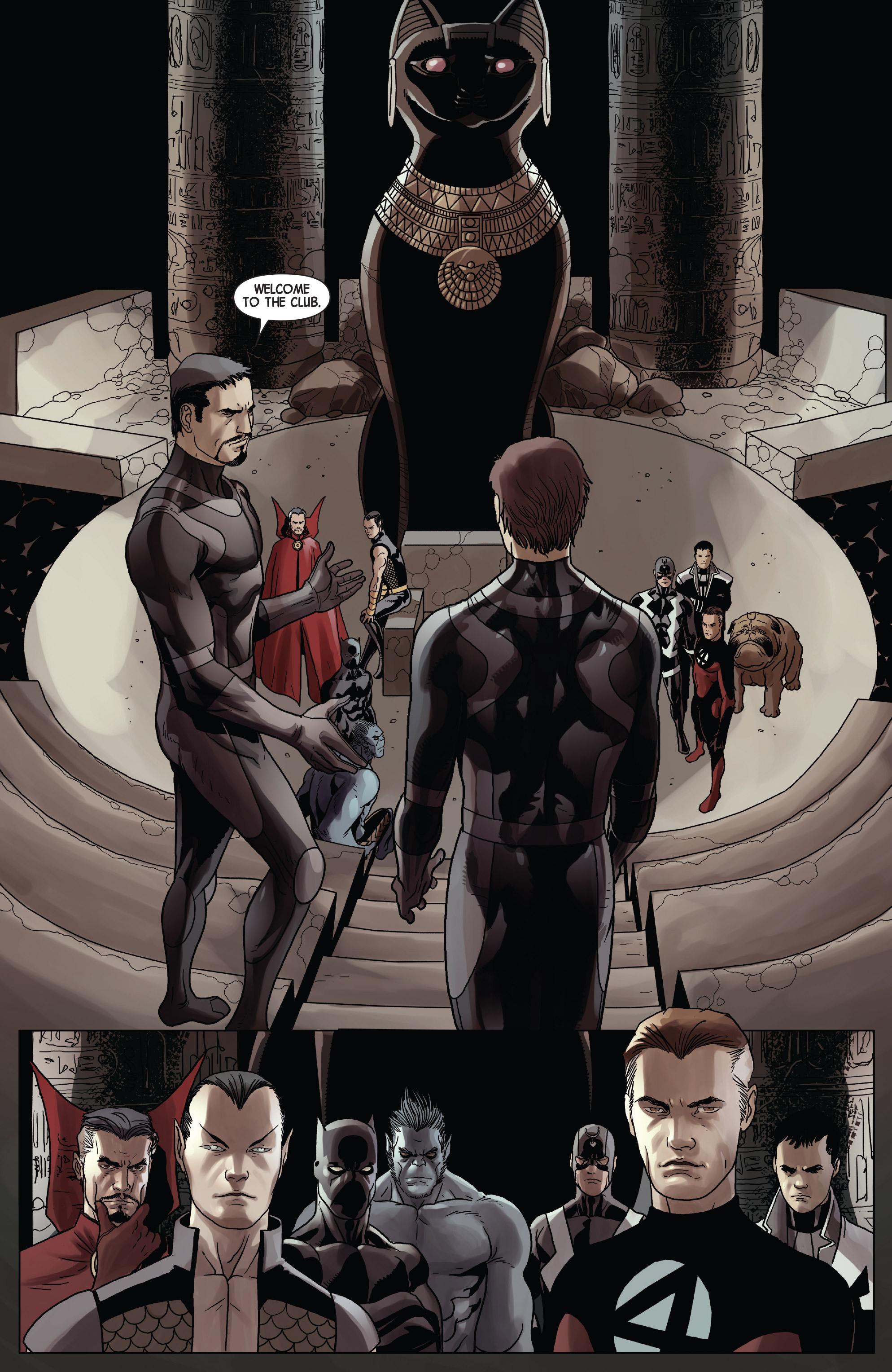 Read online Avengers (2013) comic -  Issue #Avengers (2013) _TPB 5 - 156