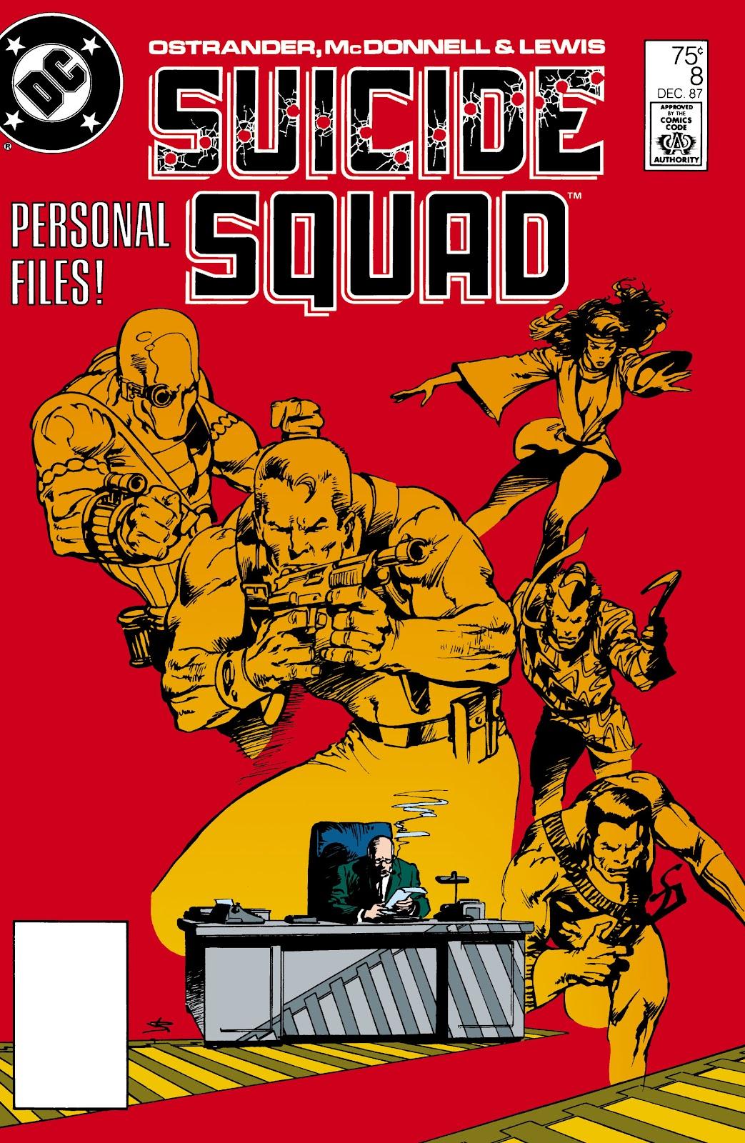 Suicide Squad (1987) Issue #8 #9 - English 1