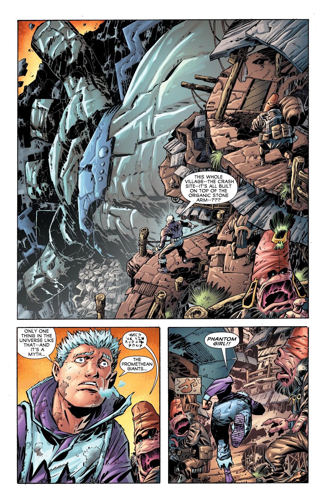 Legion of Super-Heroes (2011) Issue #17 #18 - English 11