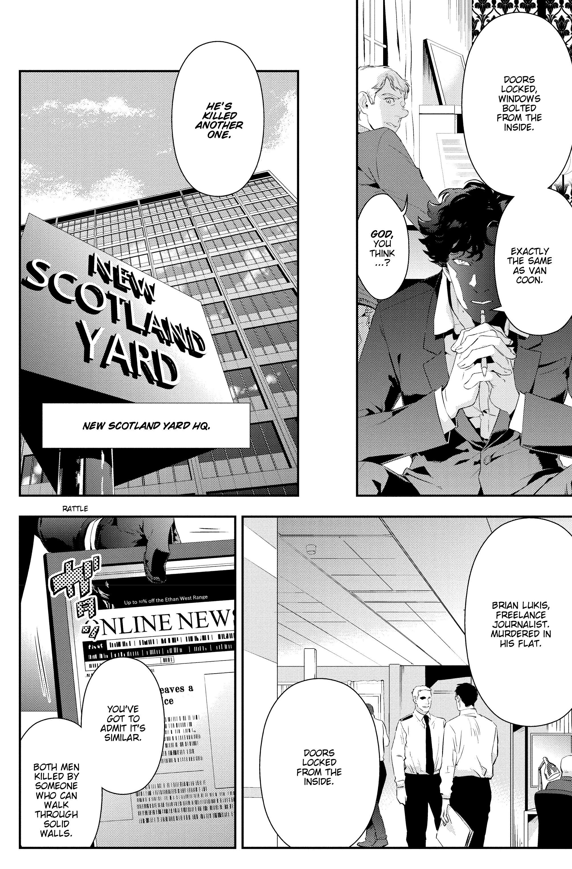 Read online Sherlock: The Blind Banker comic -  Issue #2 - 29