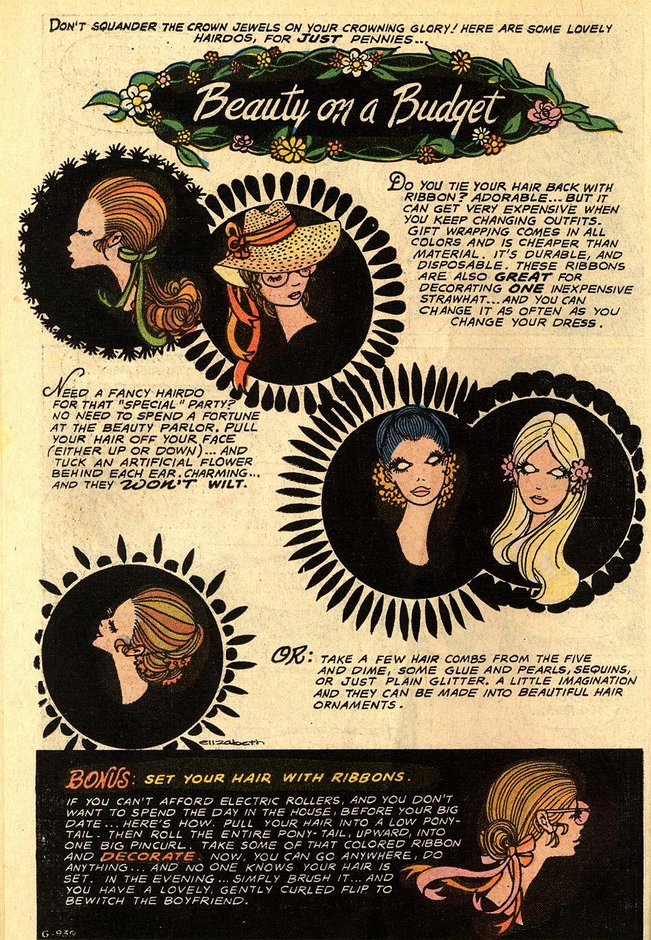 Read online Secret Hearts comic -  Issue #150 - 14