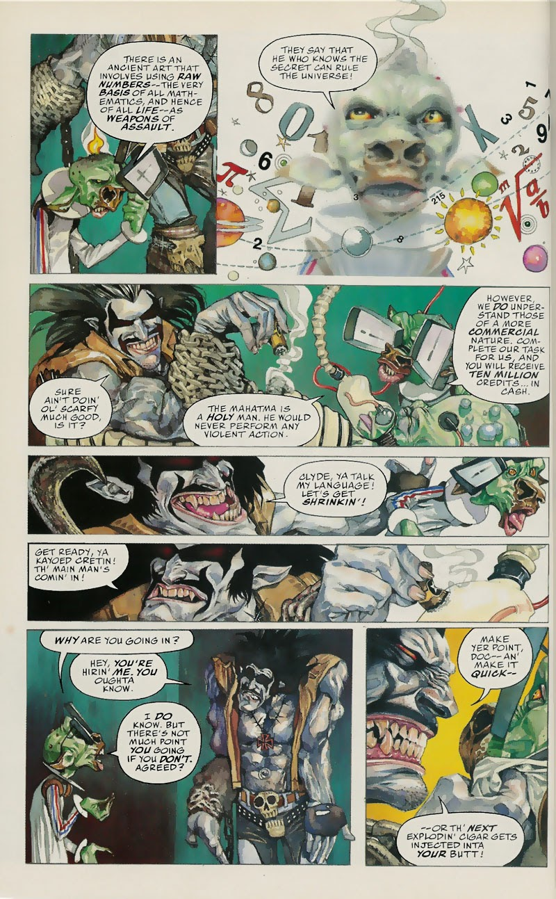 Lobo: Fragtastic Voyage issue Full - Page 7