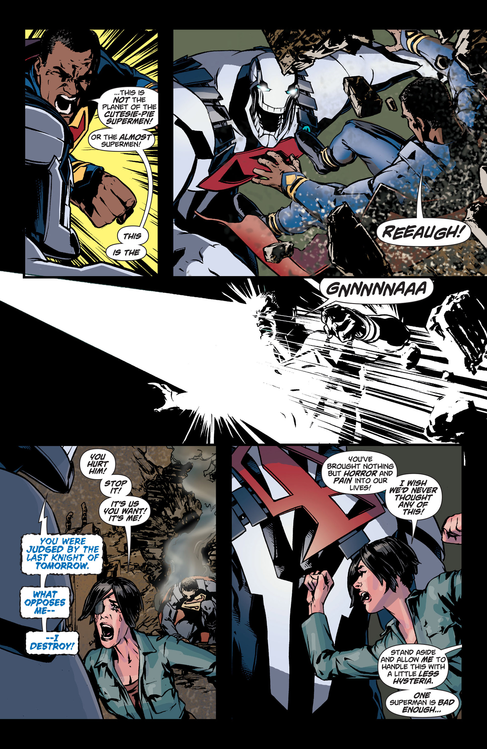 Read online Action Comics (2011) comic -  Issue #9 - 18