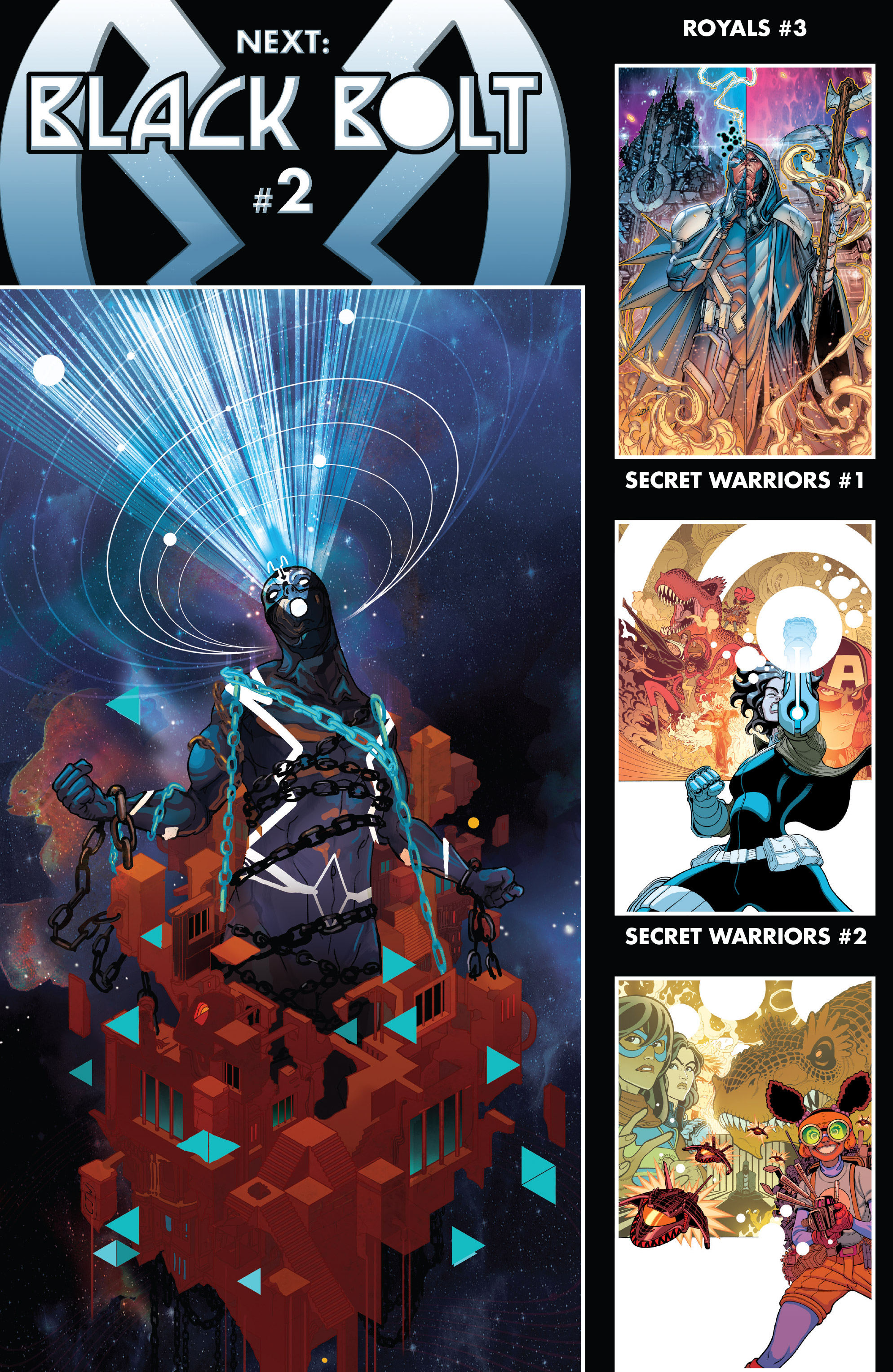 Read online Black Bolt comic -  Issue #1 - 24