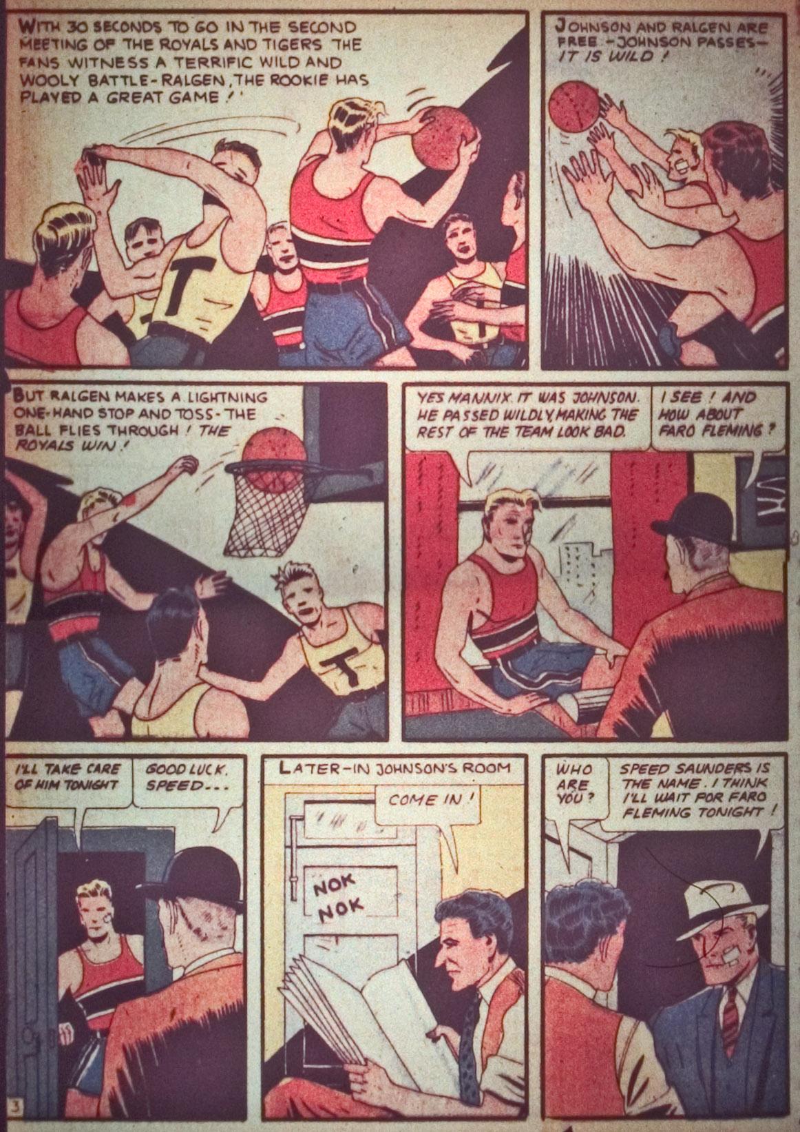 Read online Detective Comics (1937) comic -  Issue #26 - 62