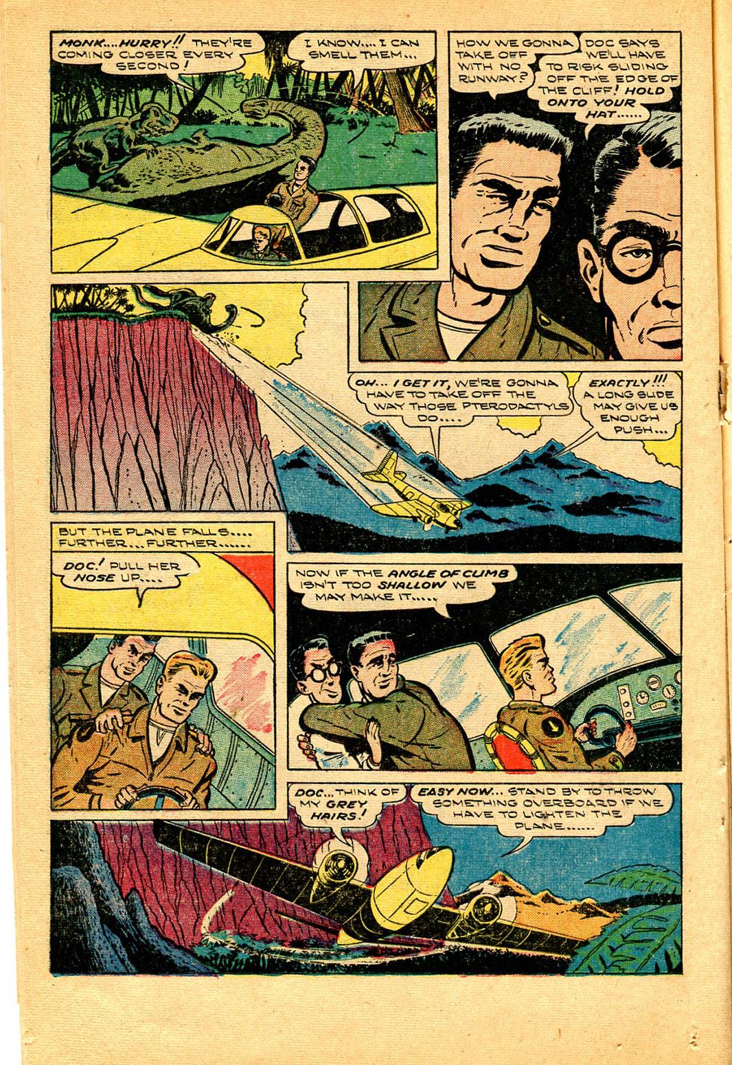 Read online Shadow Comics comic -  Issue #97 - 24