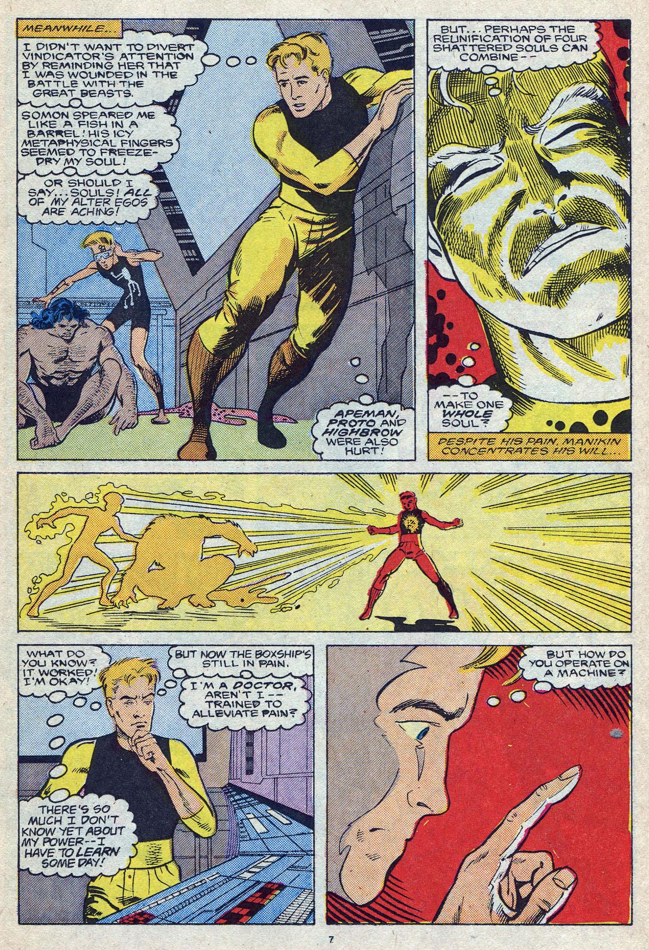 Read online Alpha Flight (1983) comic -  Issue #56 - 11