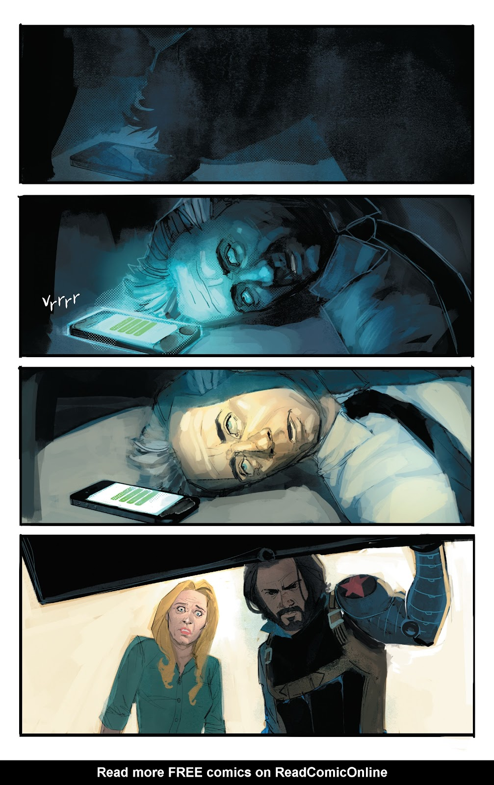 Read online Winter Soldier (2018) comic -  Issue #5 - 4