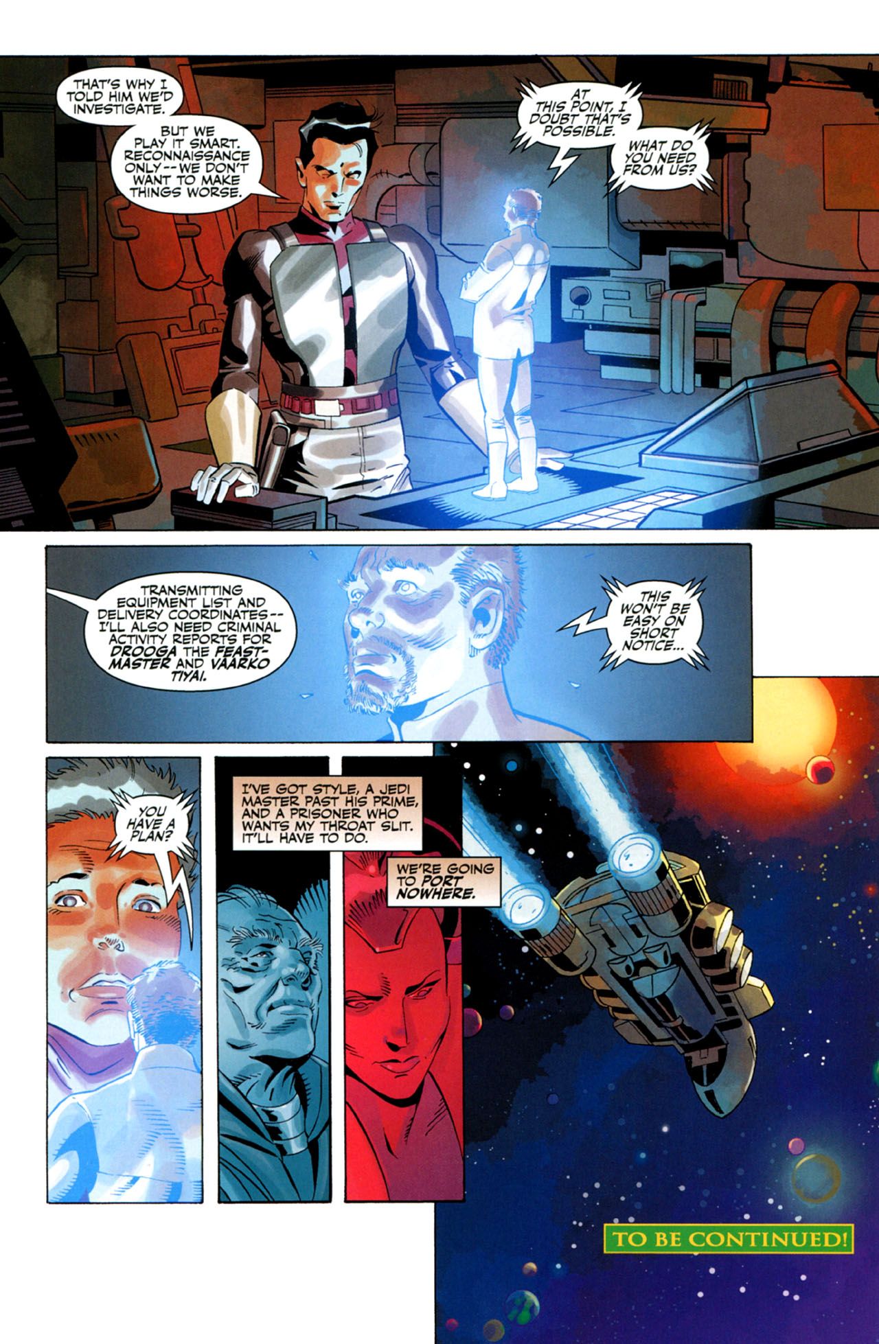 Read online Star Wars: The Old Republic - The Lost Suns comic -  Issue #2 - 23