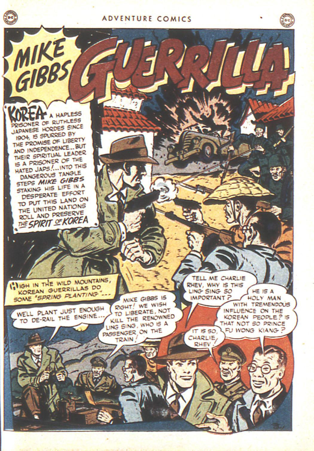 Read online Adventure Comics (1938) comic -  Issue #92 - 35