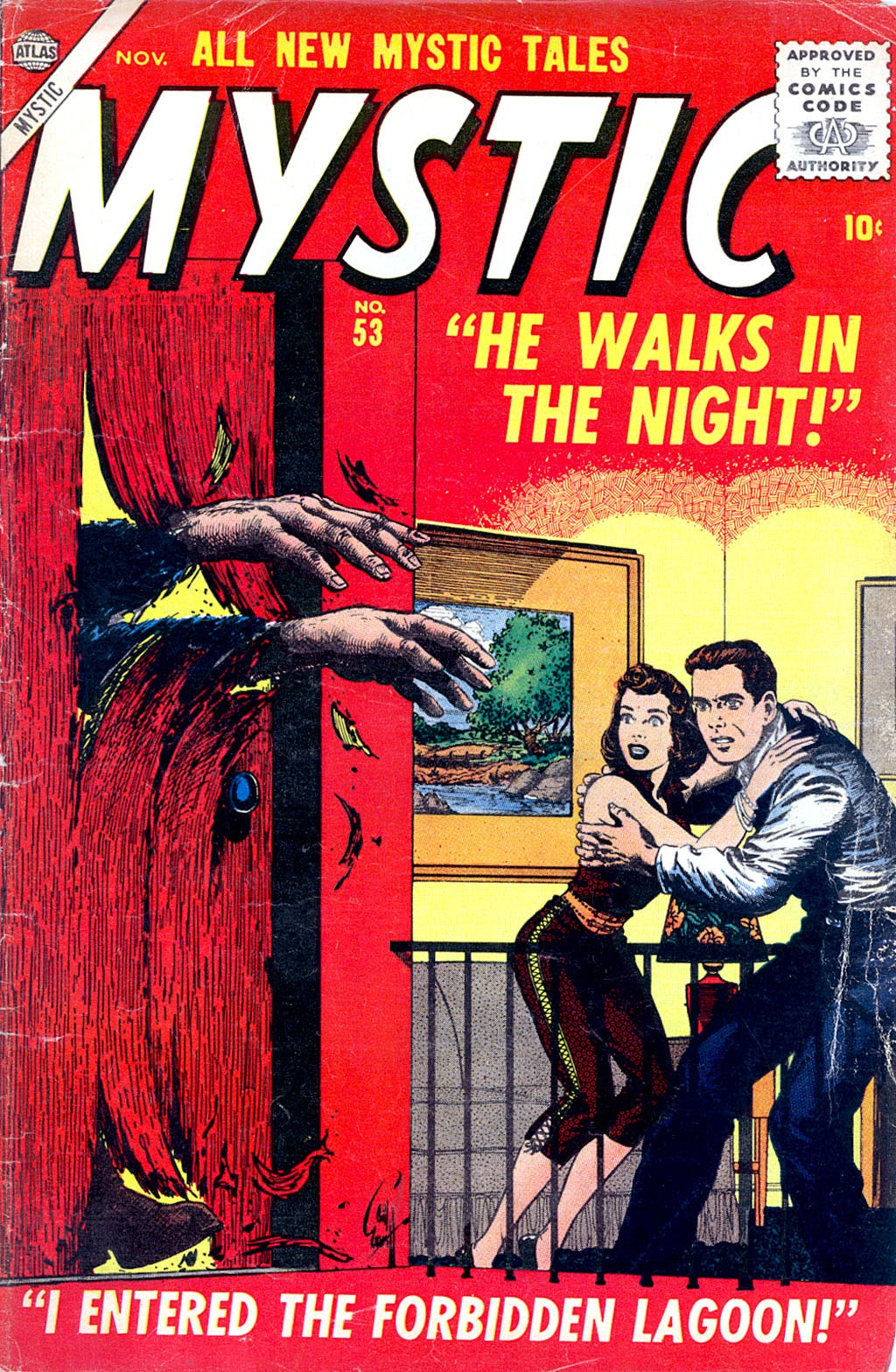 Mystic (1951) 53 Page 1