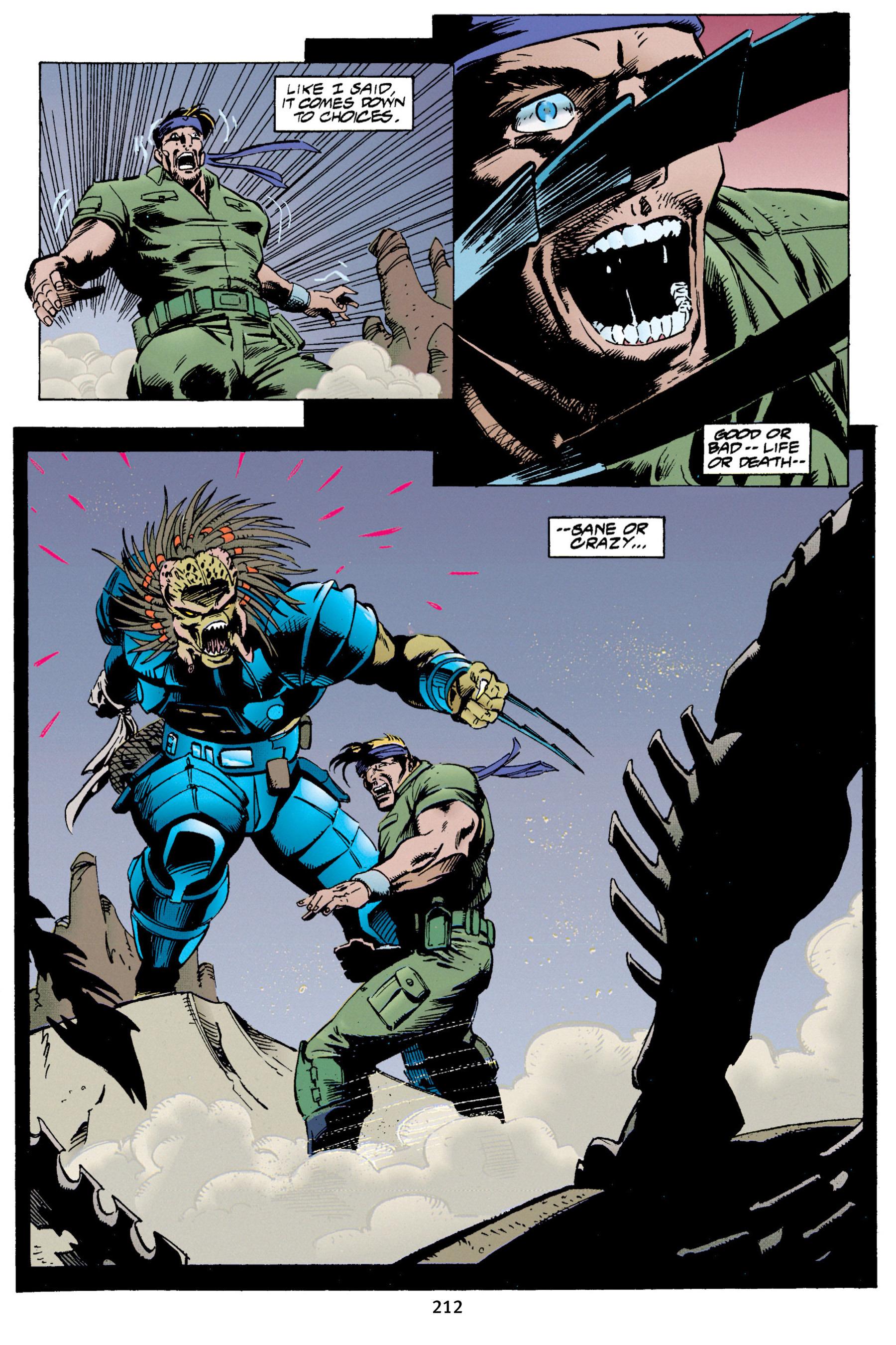Read online Aliens vs. Predator Omnibus comic -  Issue # _TPB 1 Part 3 - 8