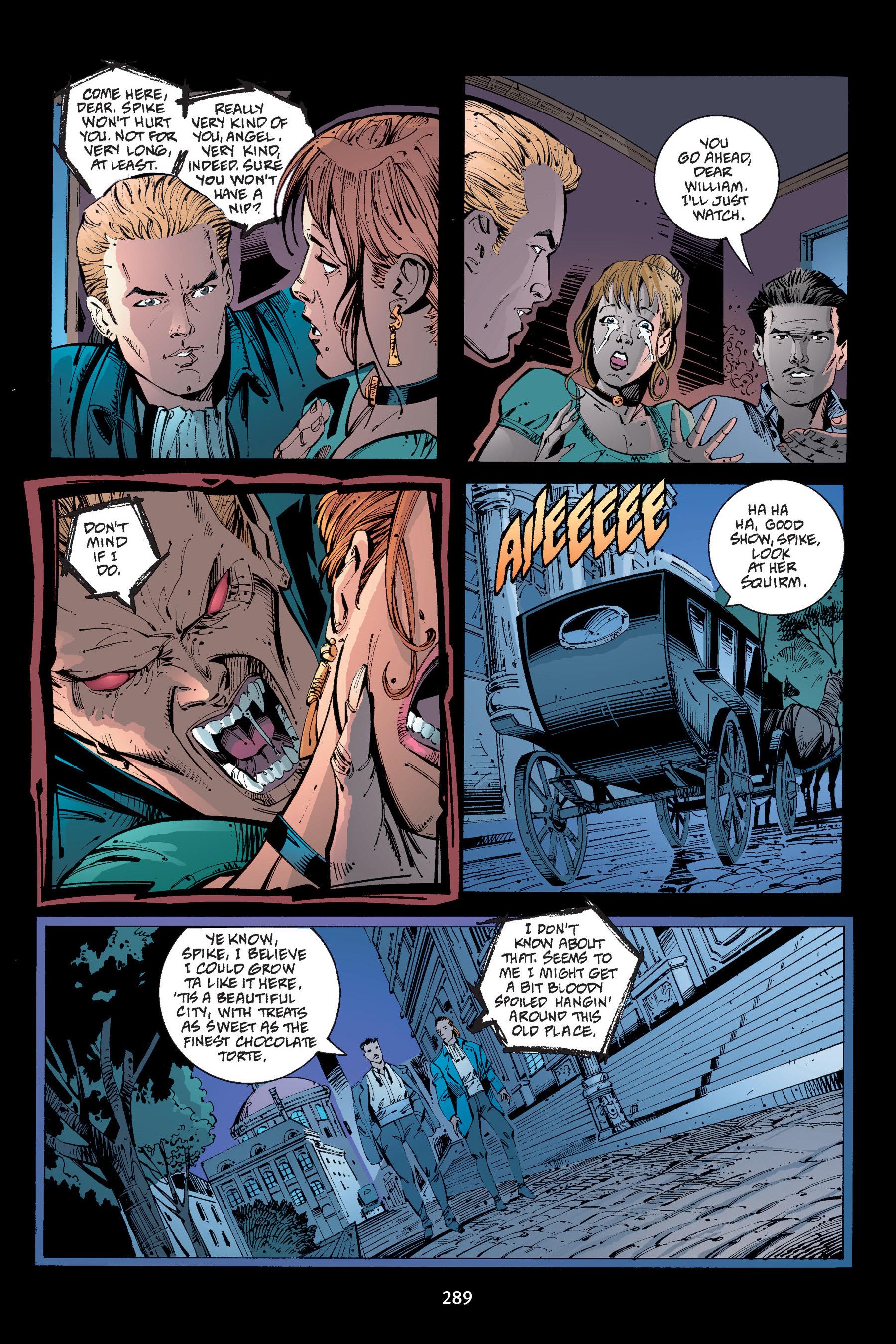 Read online Buffy the Vampire Slayer: Omnibus comic -  Issue # TPB 4 - 286