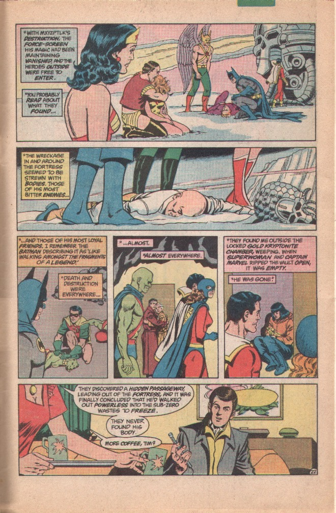 Read online Action Comics (1938) comic -  Issue #583 - 23