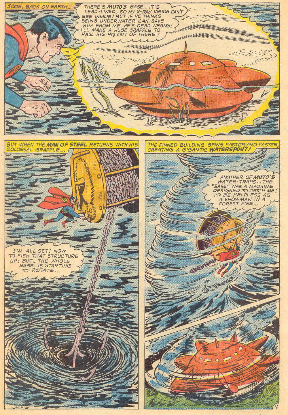 Read online Action Comics (1938) comic -  Issue #339 - 5