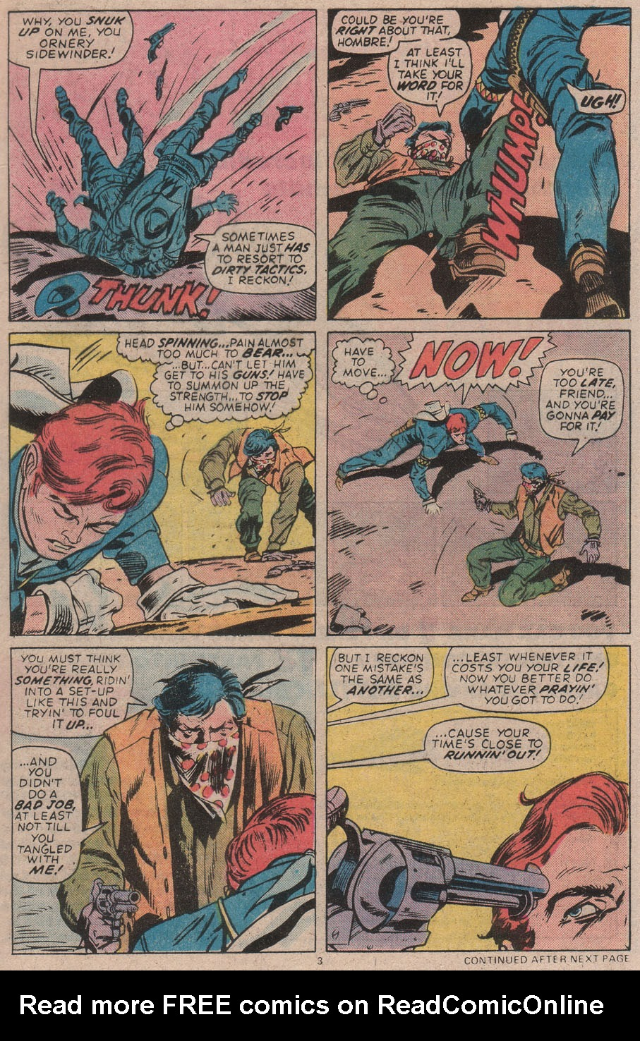 The Rawhide Kid (1955) issue 148 - Page 5