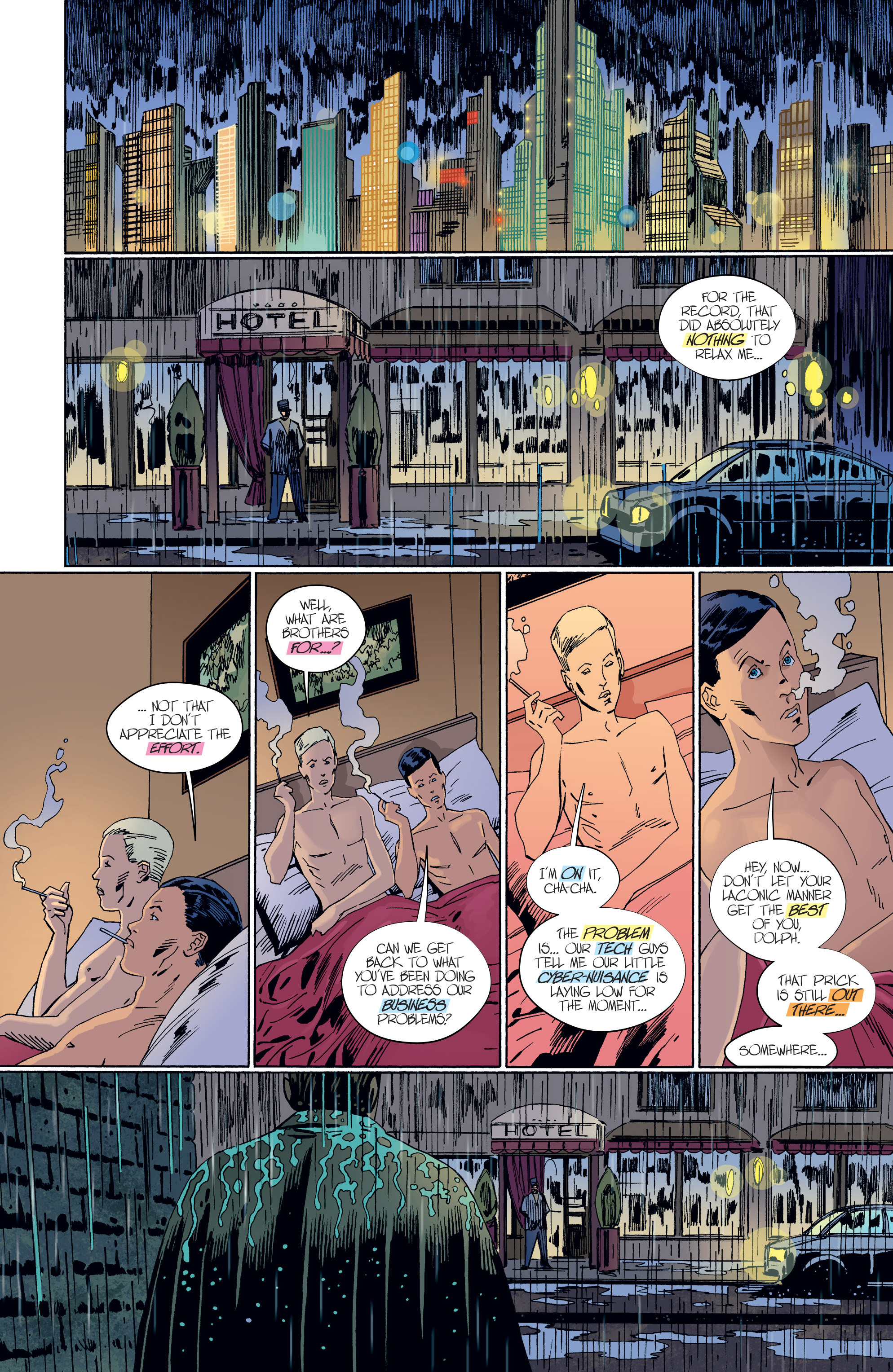 Read online Sex comic -  Issue #10 - 19