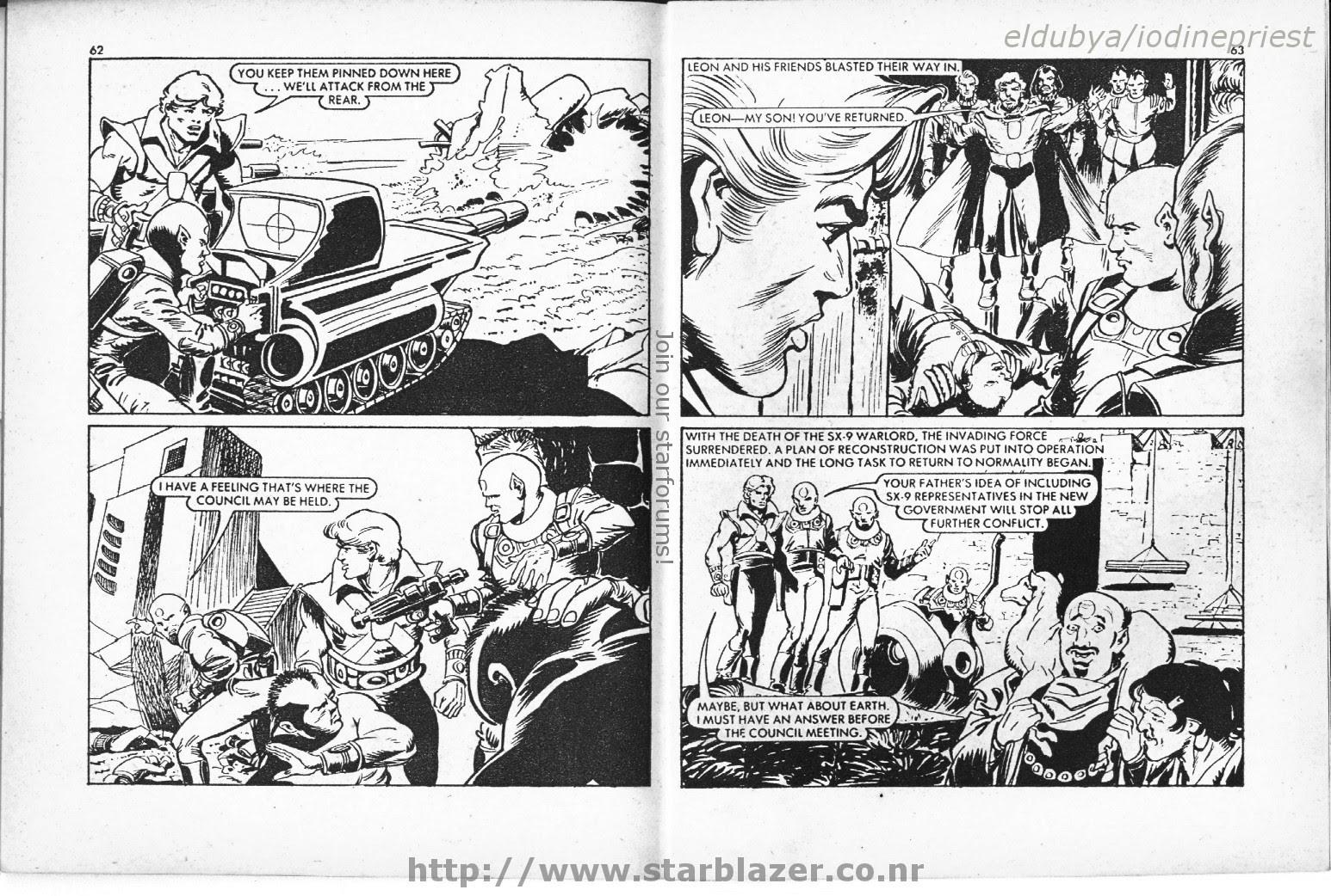 Starblazer issue 33 - Page 33