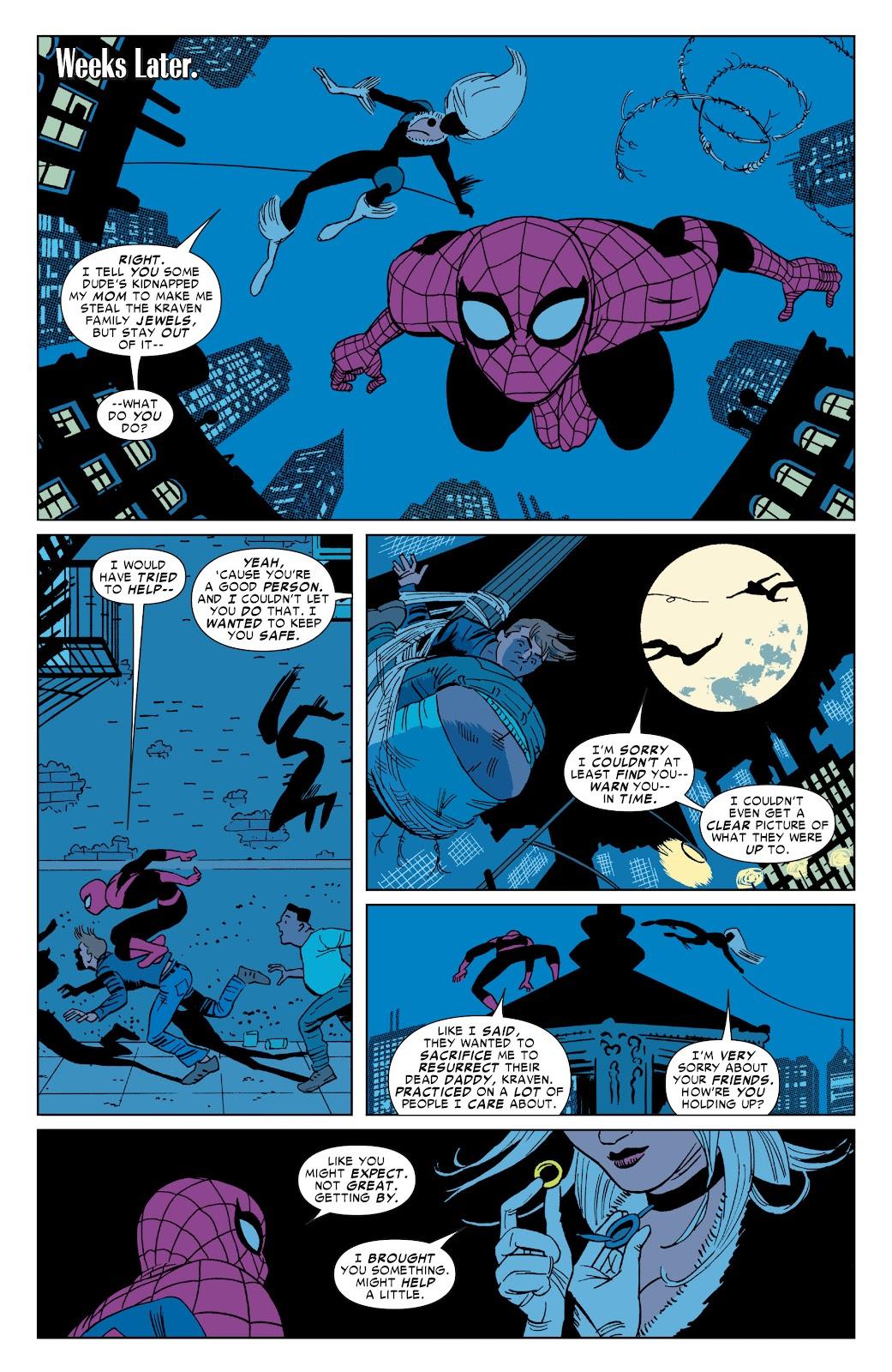 Amazing Spider-Man Presents: Black Cat Issue #4 #4 - English 19