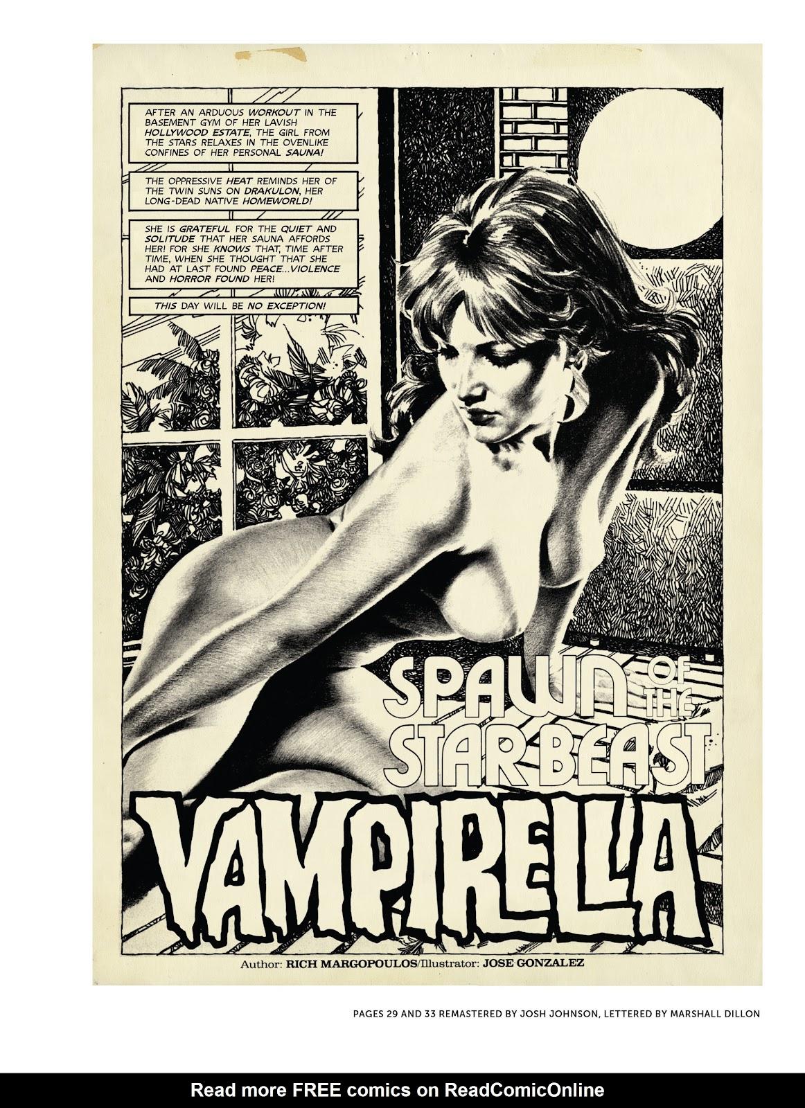 Read online The Art of Jose Gonzalez comic -  Issue # TPB (Part 1) - 30