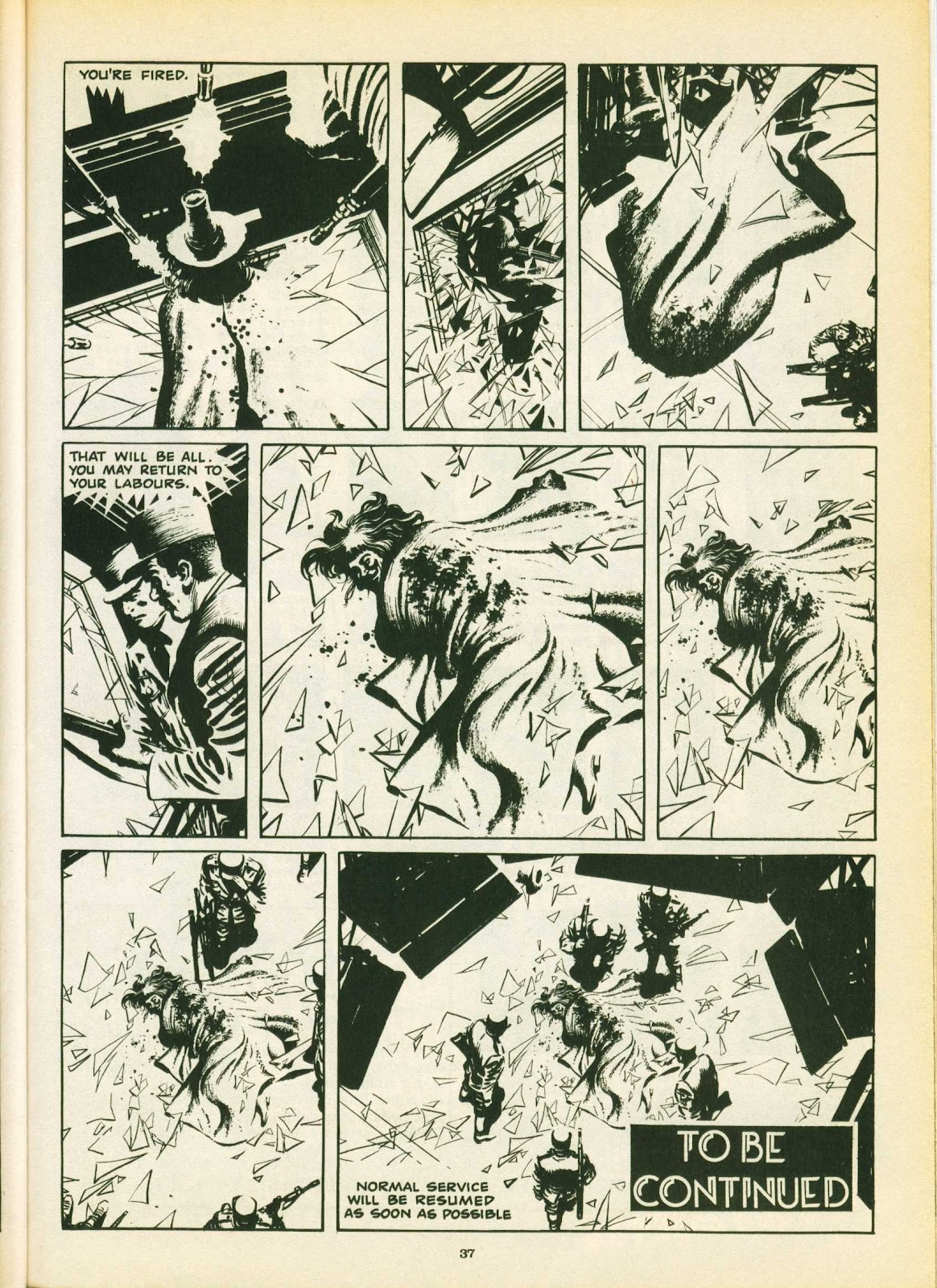 Warrior Issue #16 #17 - English 37