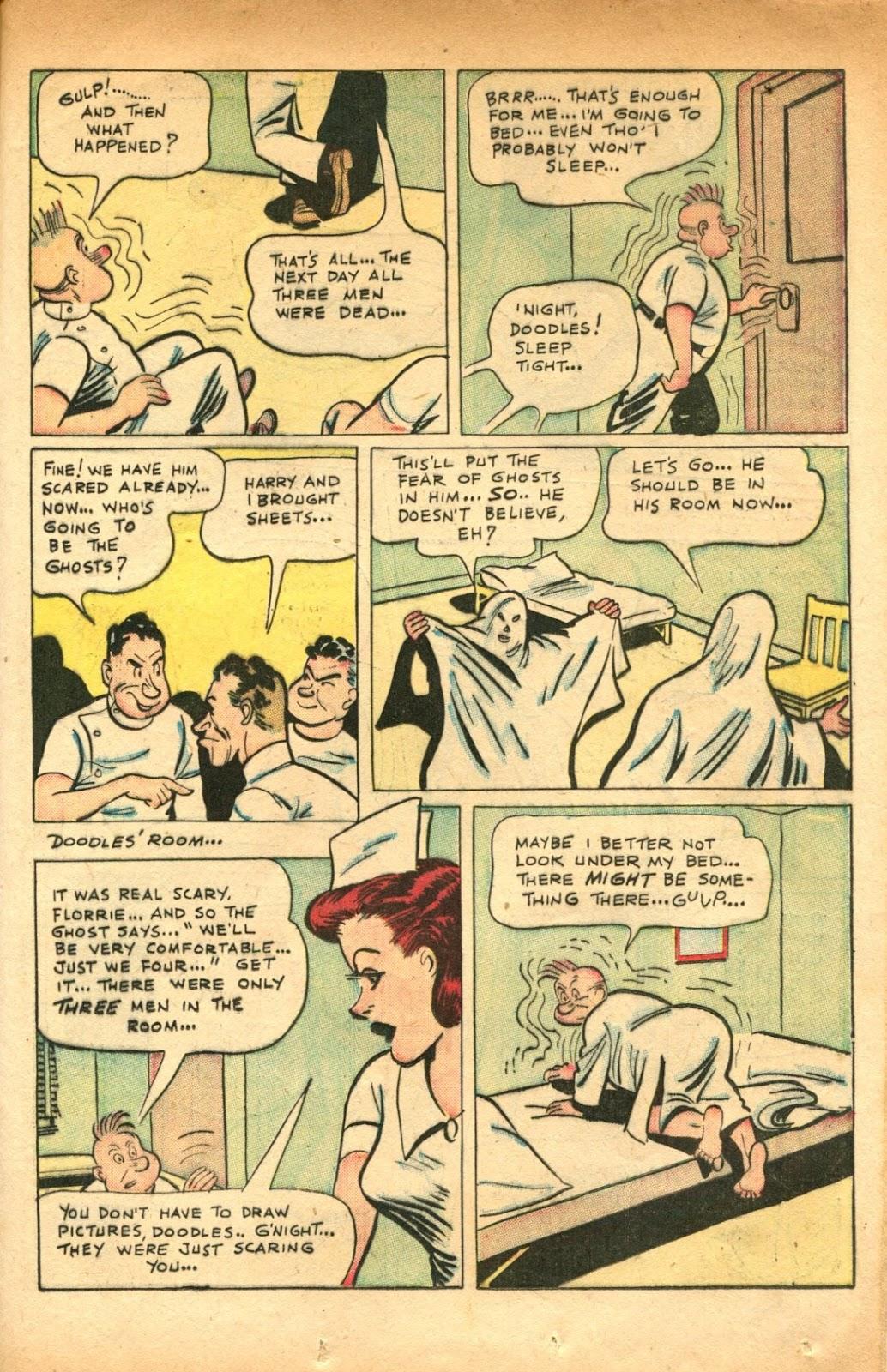 Read online Super-Magician Comics comic -  Issue #51 - 37