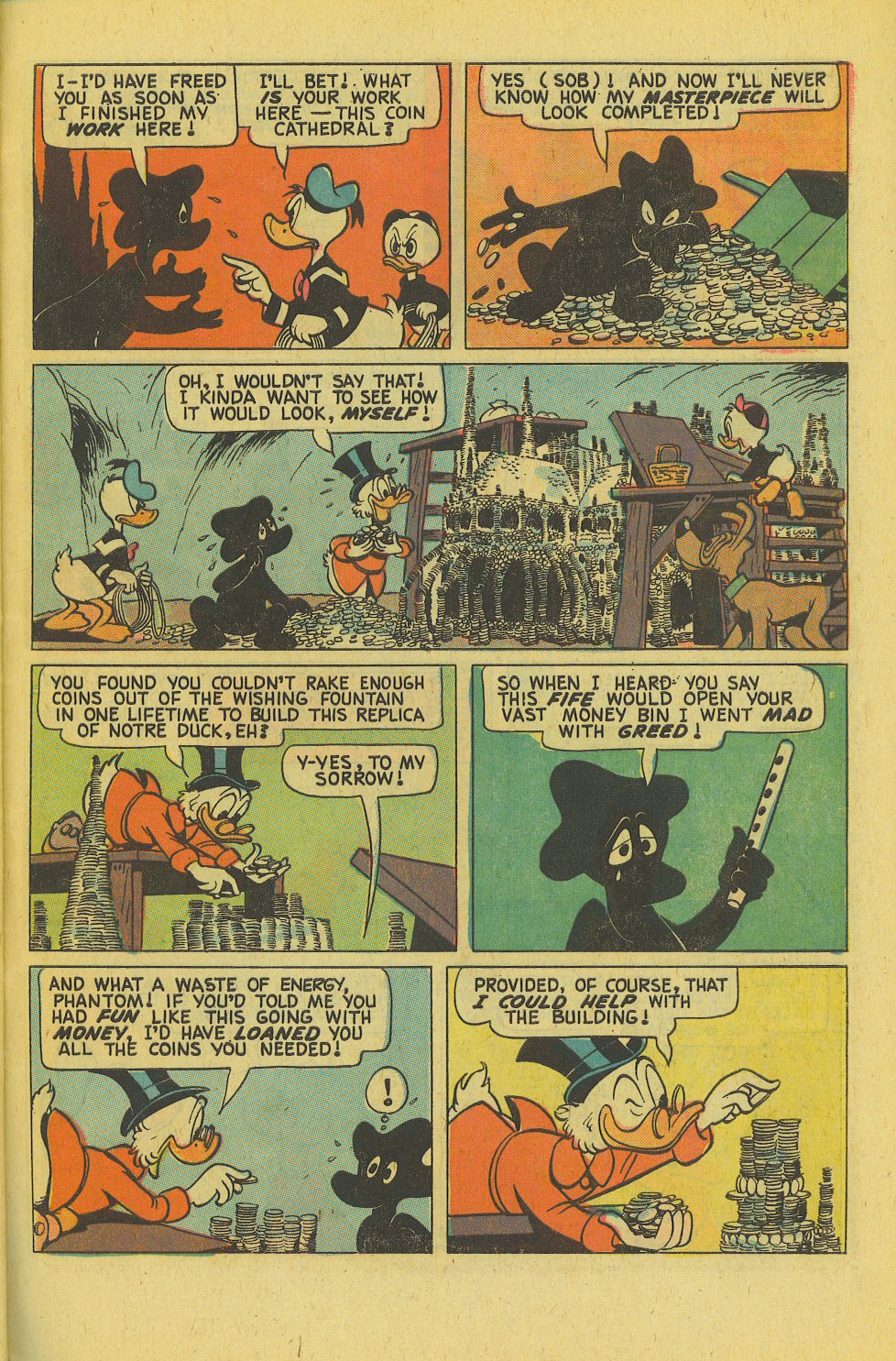 Read online Uncle Scrooge (1953) comic -  Issue #114 - 31