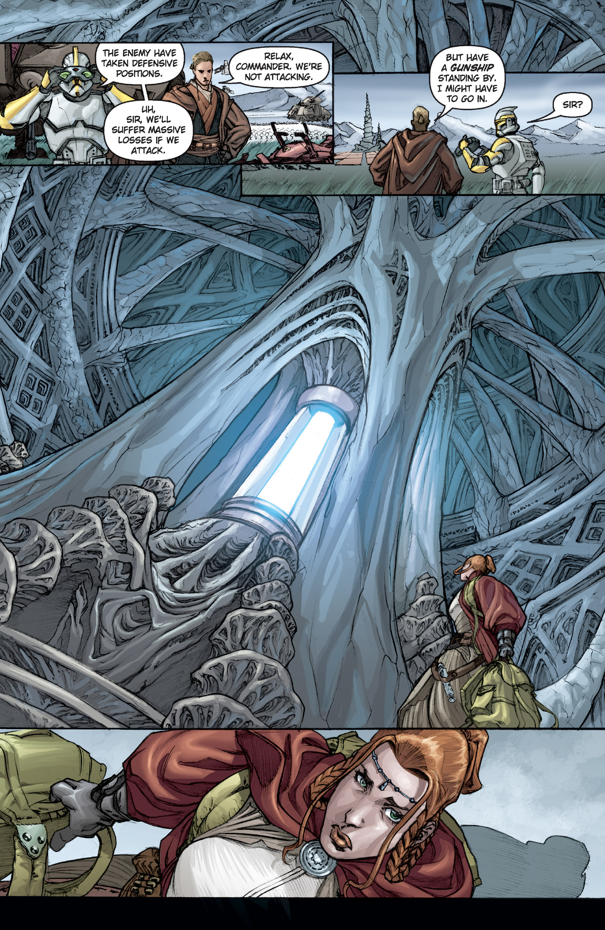 Read online Star Wars Omnibus comic -  Issue # Vol. 24 - 241