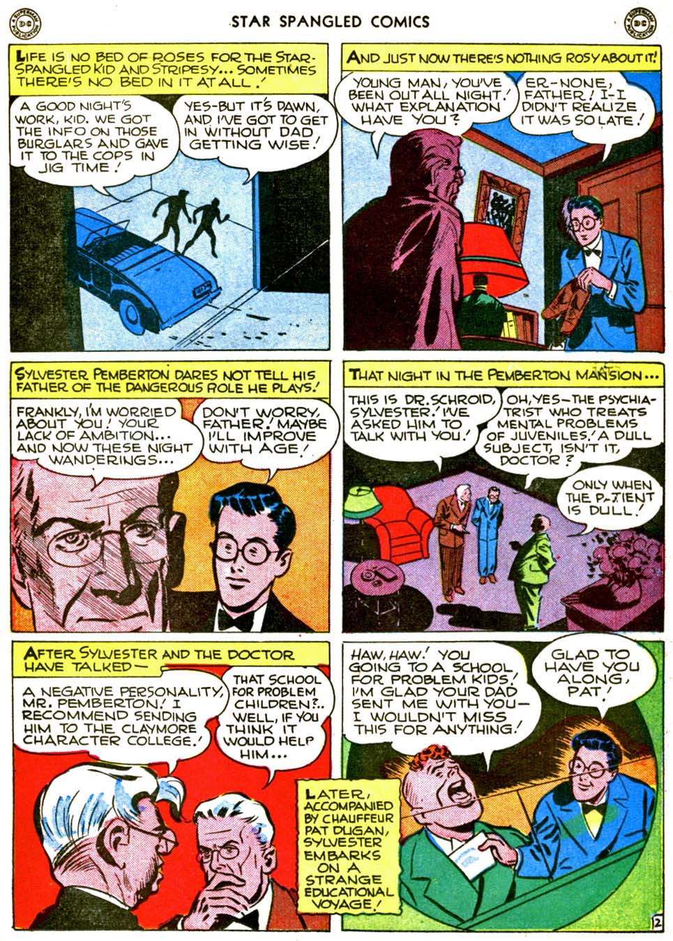 Star Spangled Comics (1941) issue 56 - Page 23