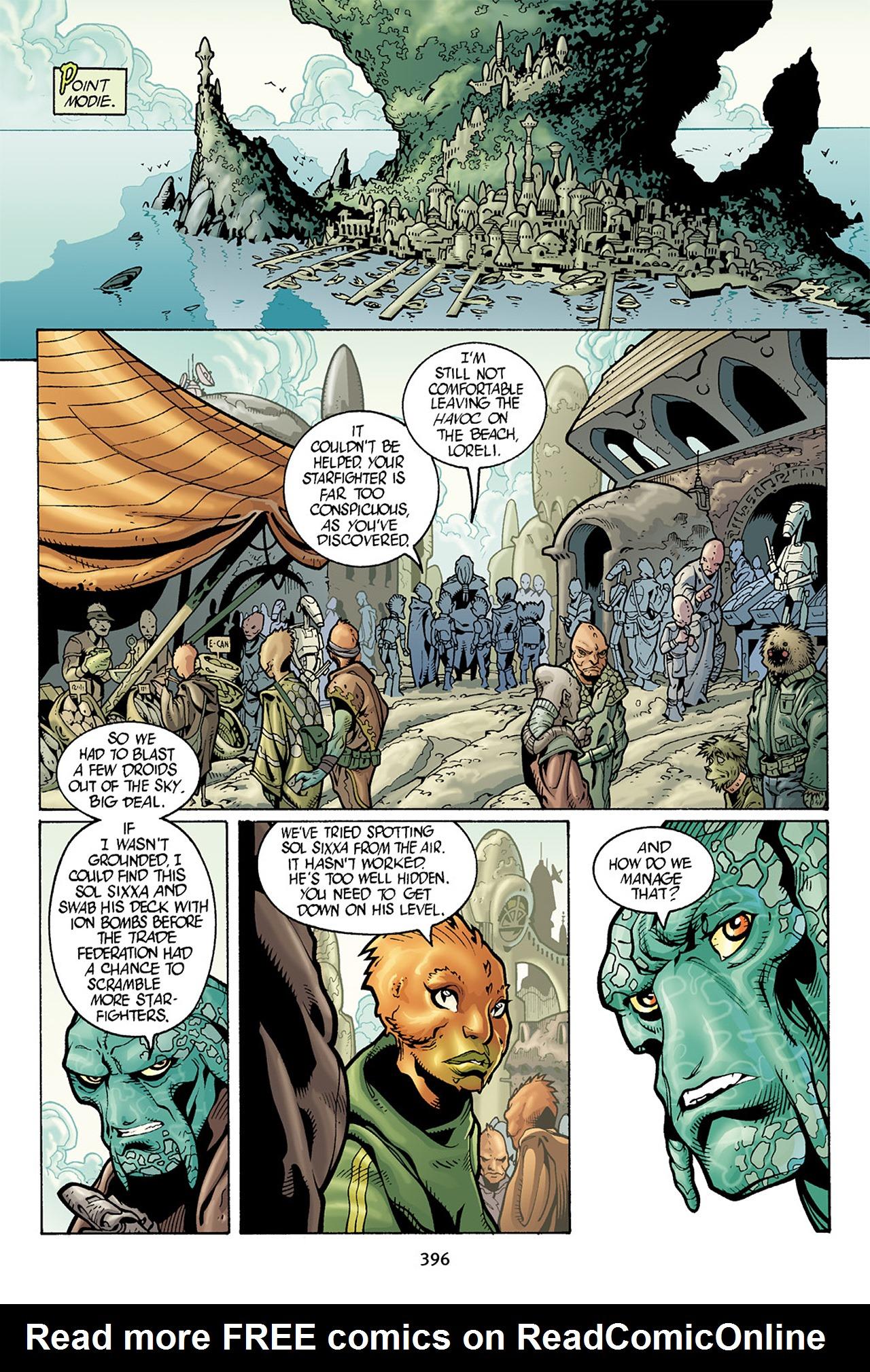 Read online Star Wars Omnibus comic -  Issue # Vol. 10 - 389