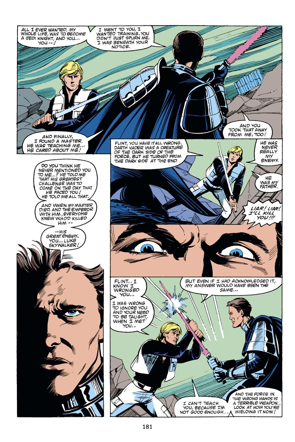 Read online Star Wars Omnibus comic -  Issue # Vol. 21 - 174