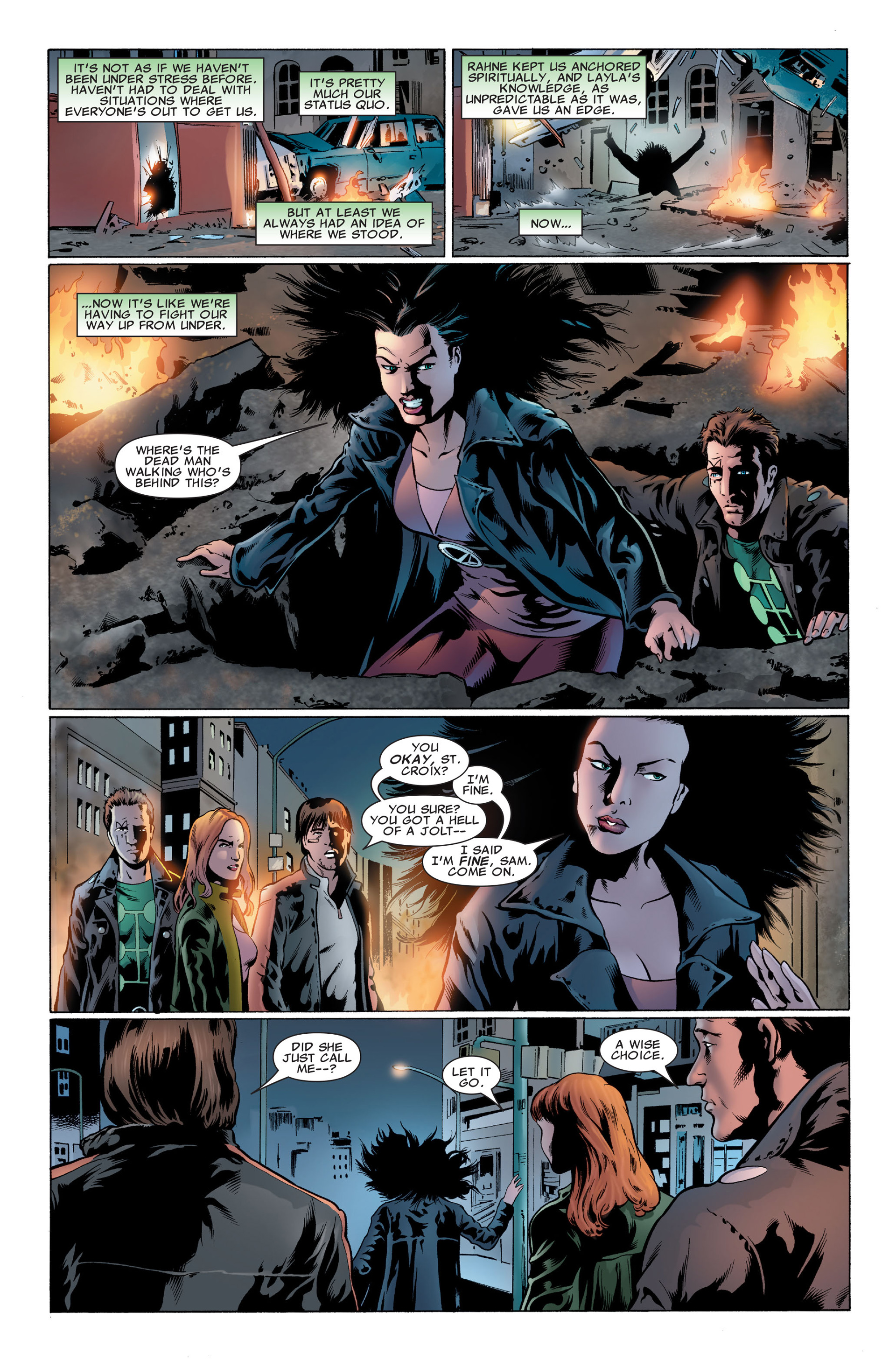 Read online X-Factor (2006) comic -  Issue #30 - 19
