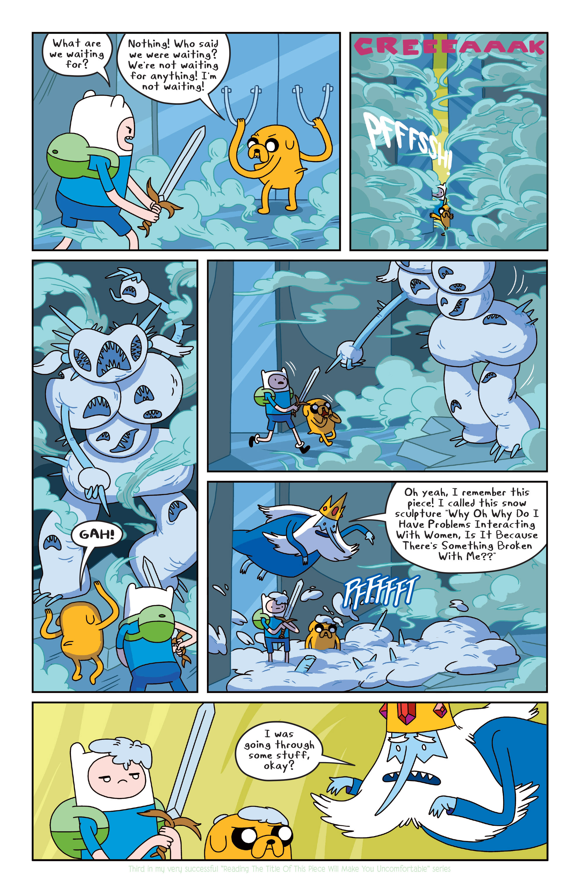 Read online Adventure Time comic -  Issue #Adventure Time _TPB 4 - 35