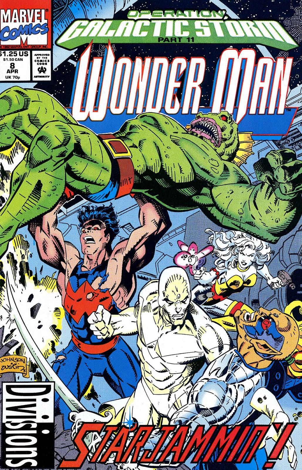 Wonder Man (1991) 8 Page 1