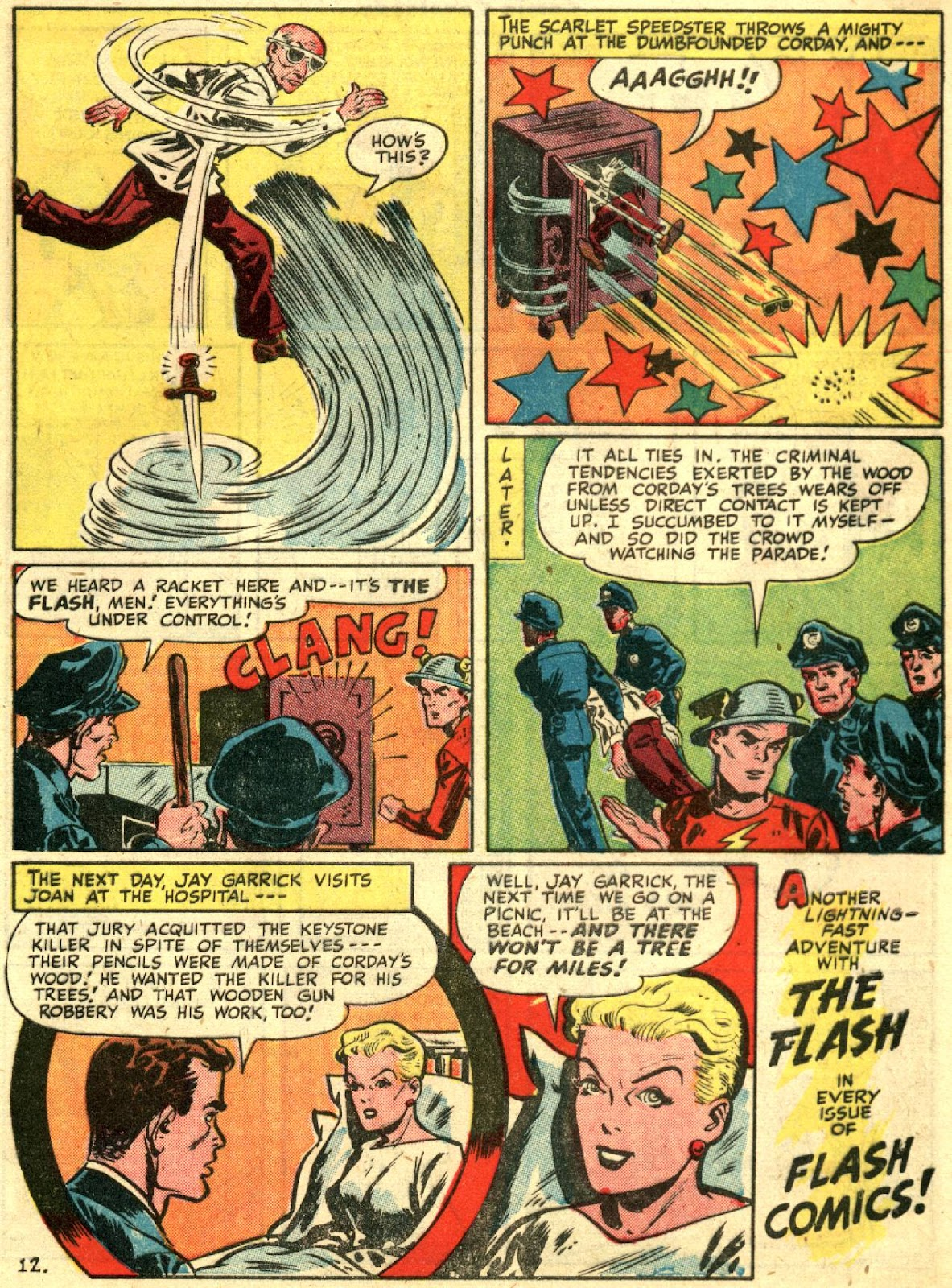 Comic Cavalcade issue 27 - Page 71